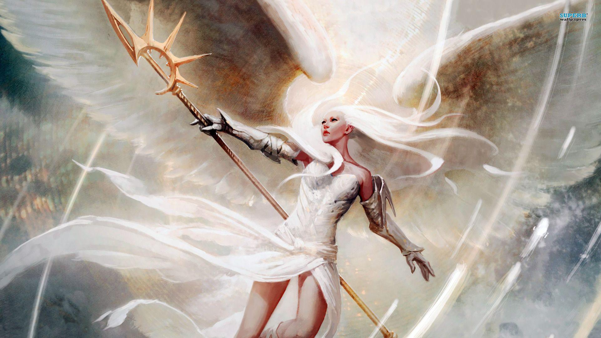 Magic The Gathering Angel