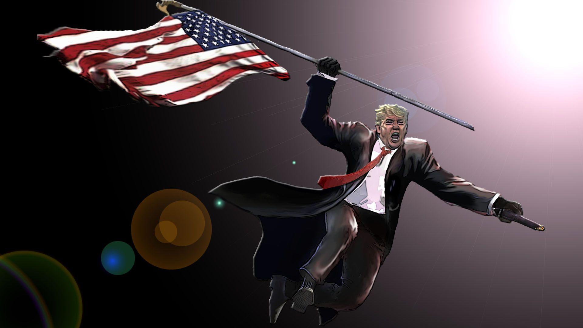 Make America Great Again The Trump Presidency