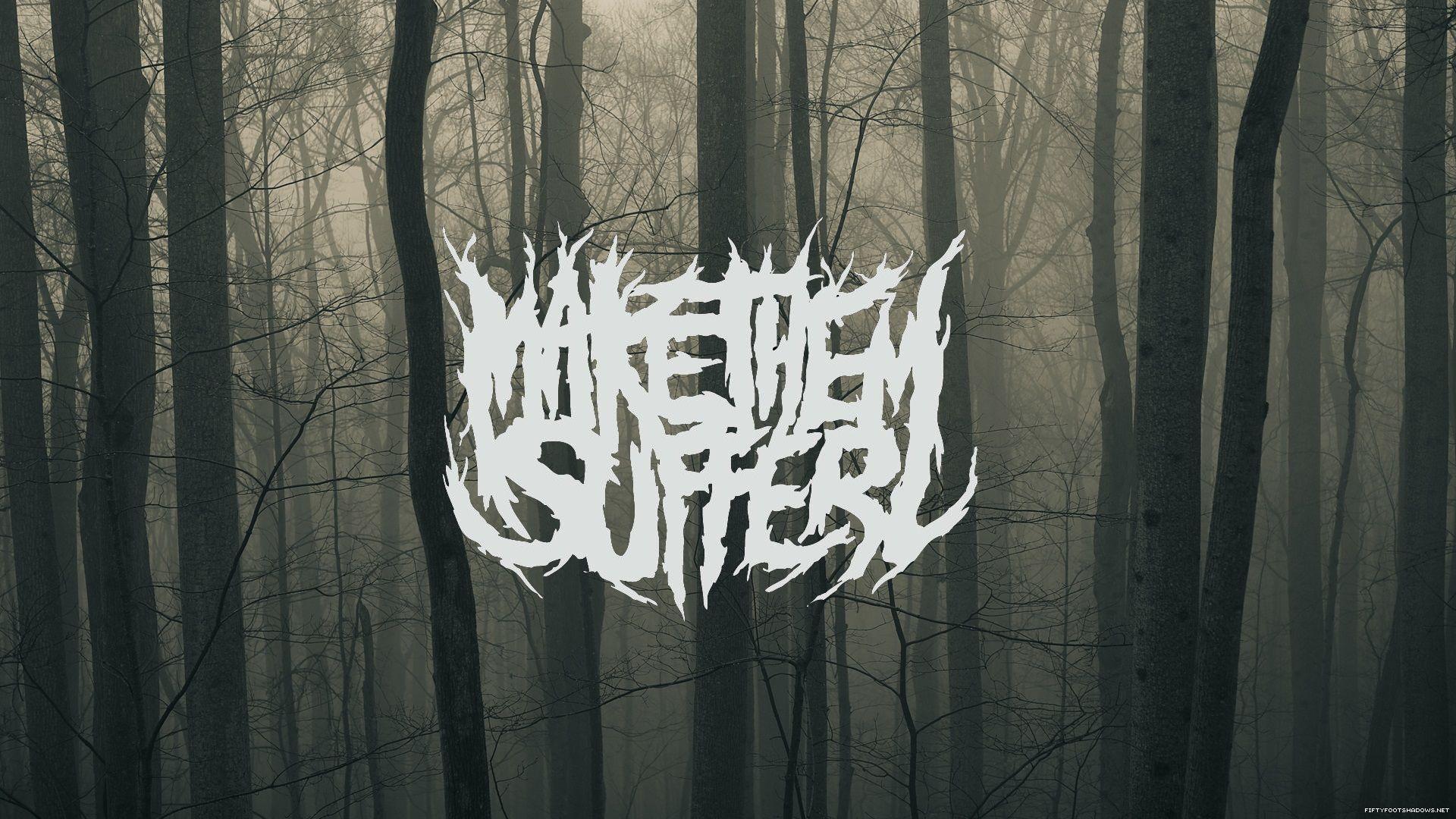 Make Them Suffer Logo