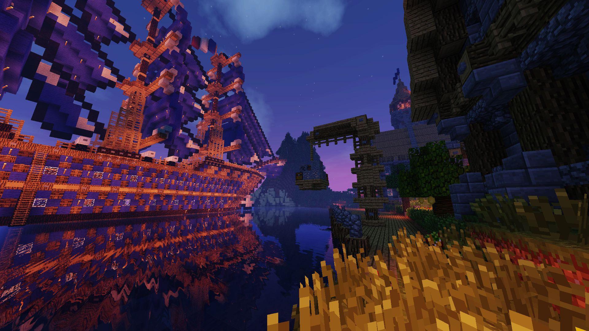 Minecraft Background 1920 1080