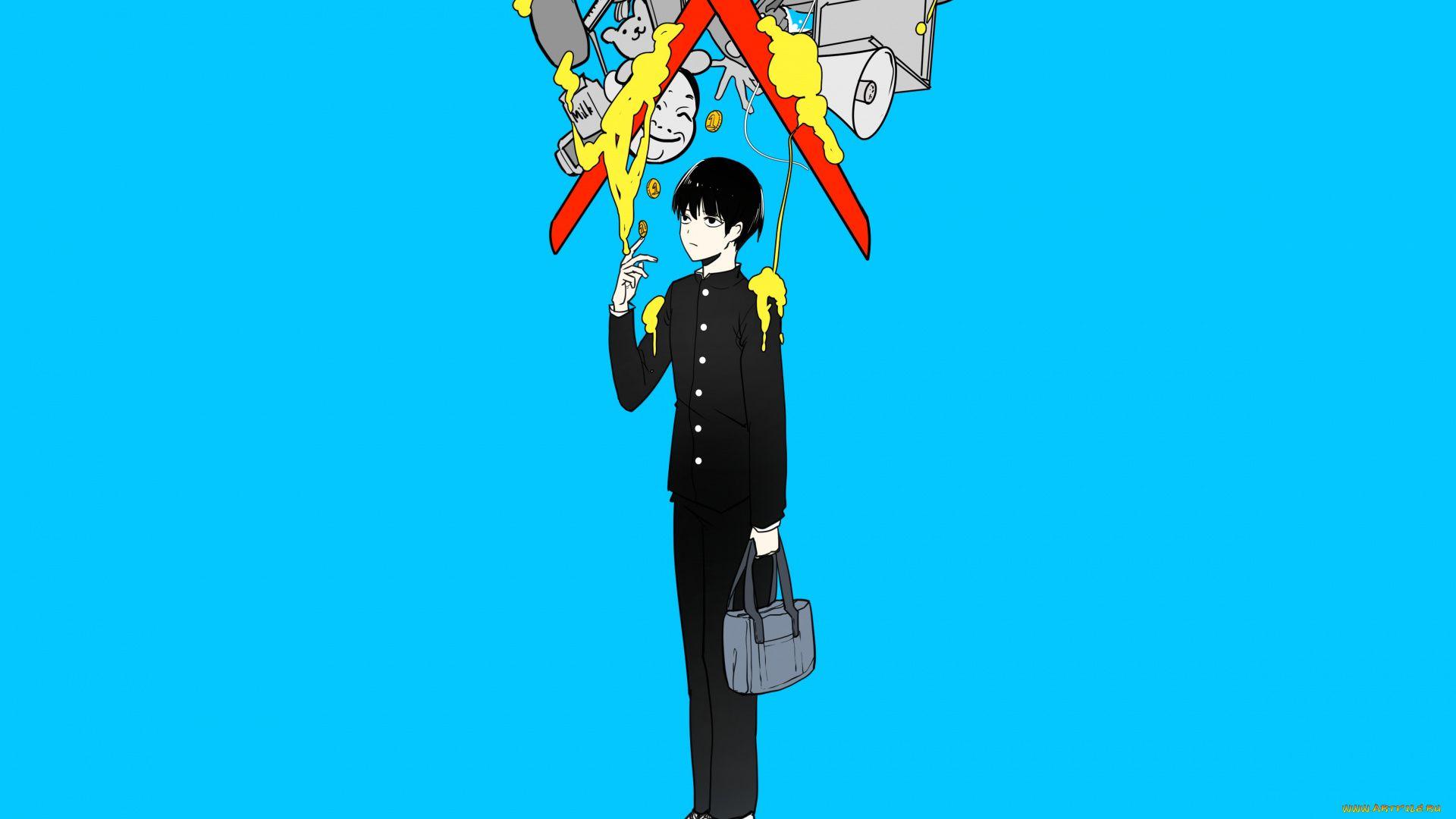 Mob Psycho 100 Shigeo Kageyama