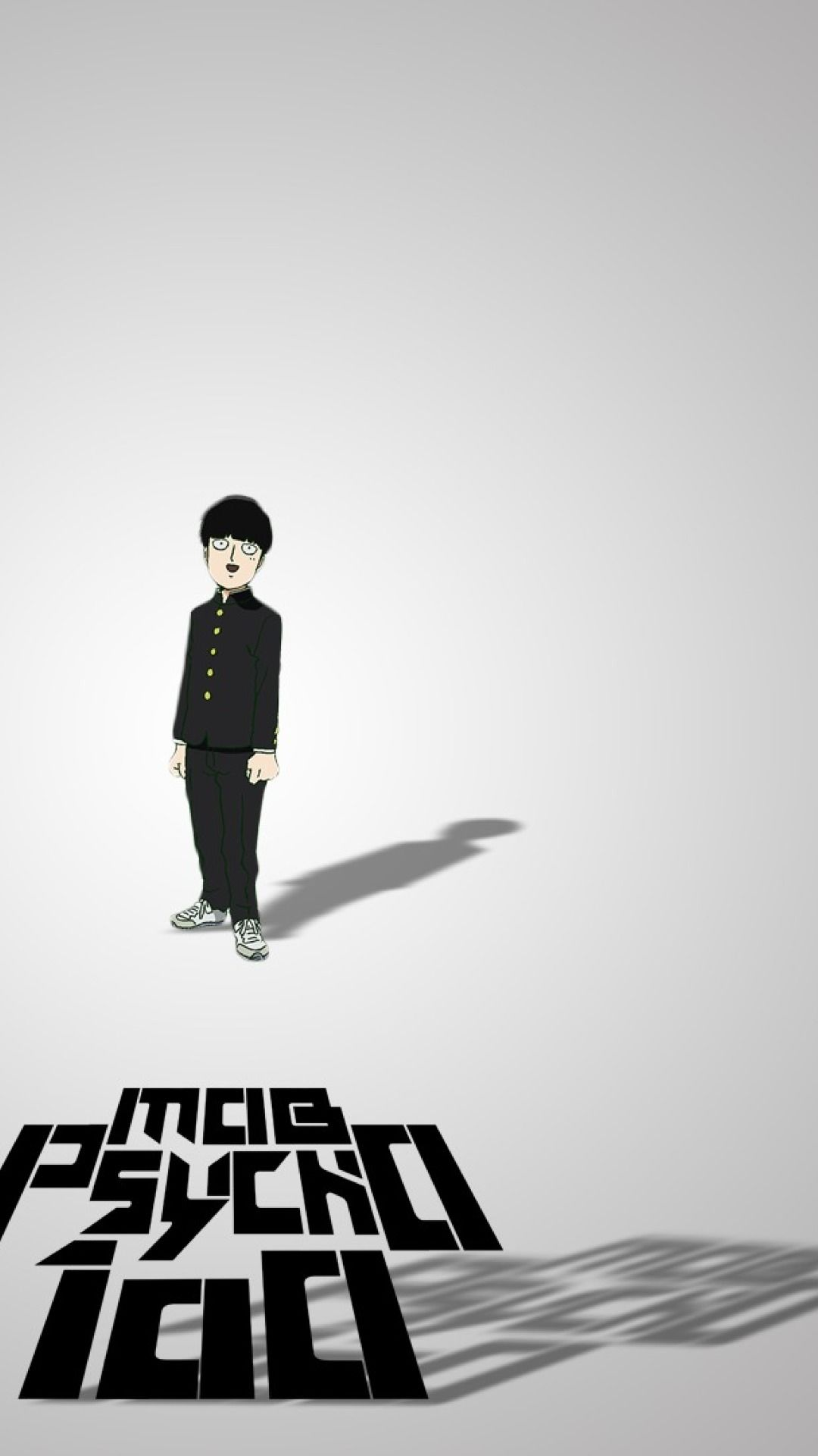 Mob Psycho 100 Iphone Wallpapers 10 Images Wallpaperboat