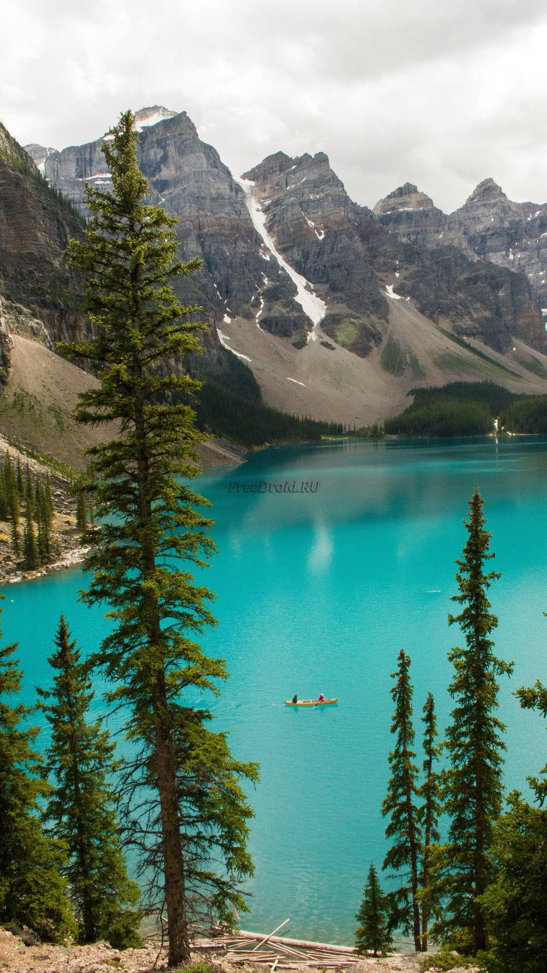 Moraine Lake Canada Pictures