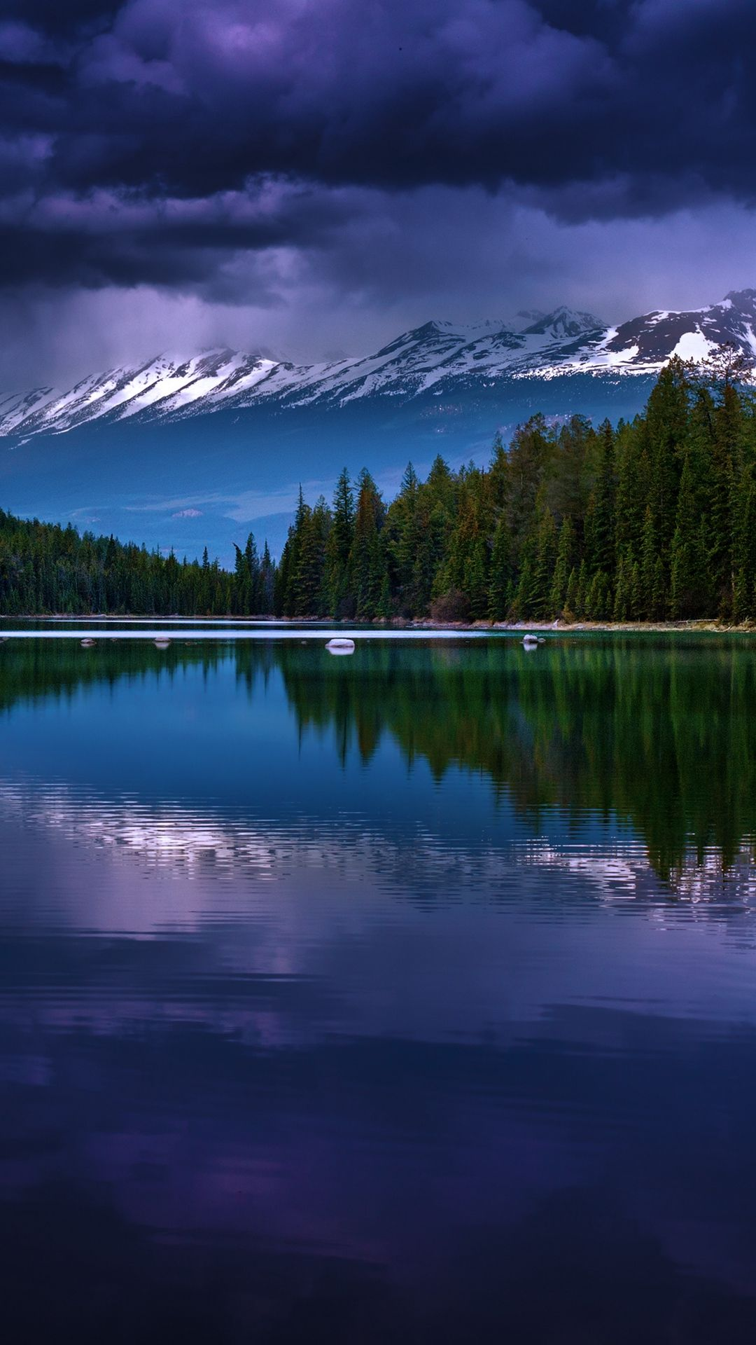 Mountain Forest Lake Pictures