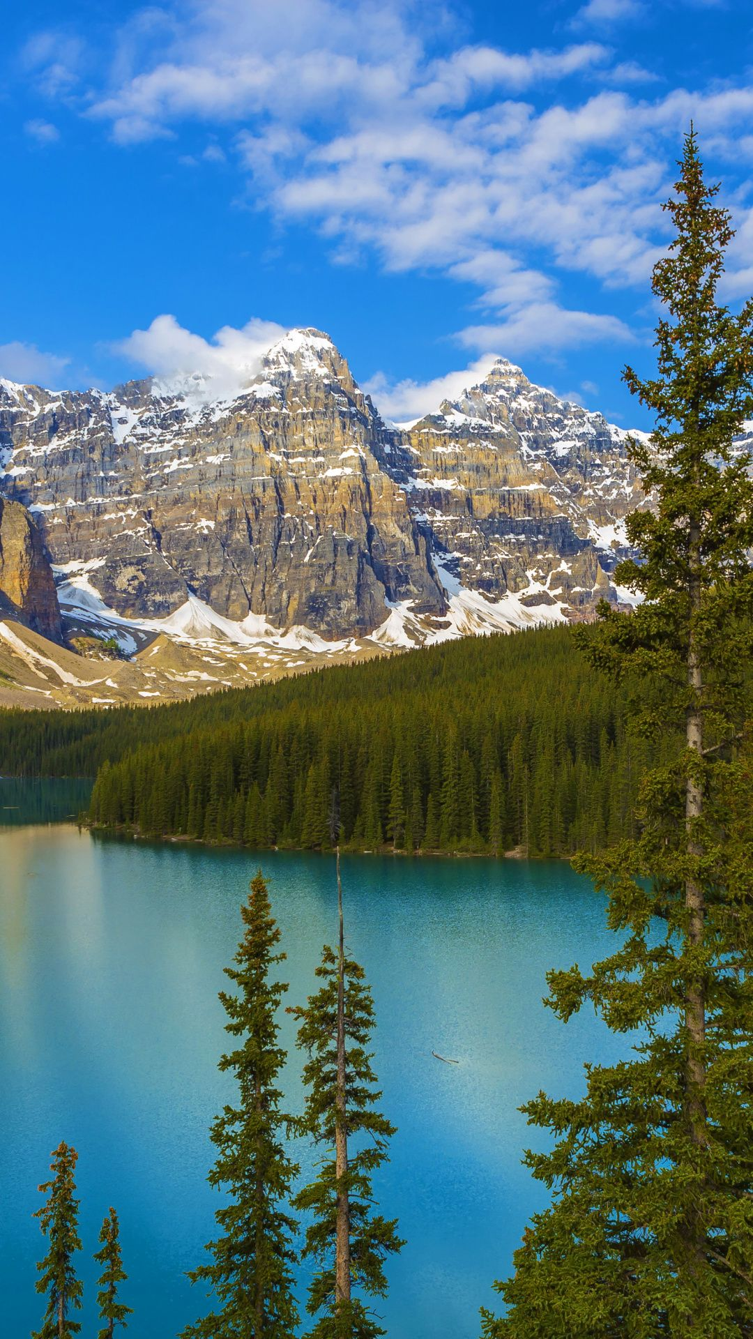 Mountain Lake Park, Banff