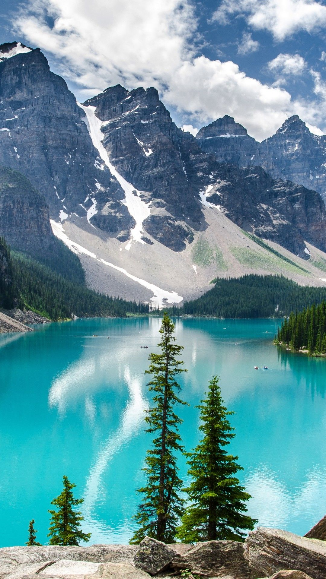 Mountain Vertical Photo