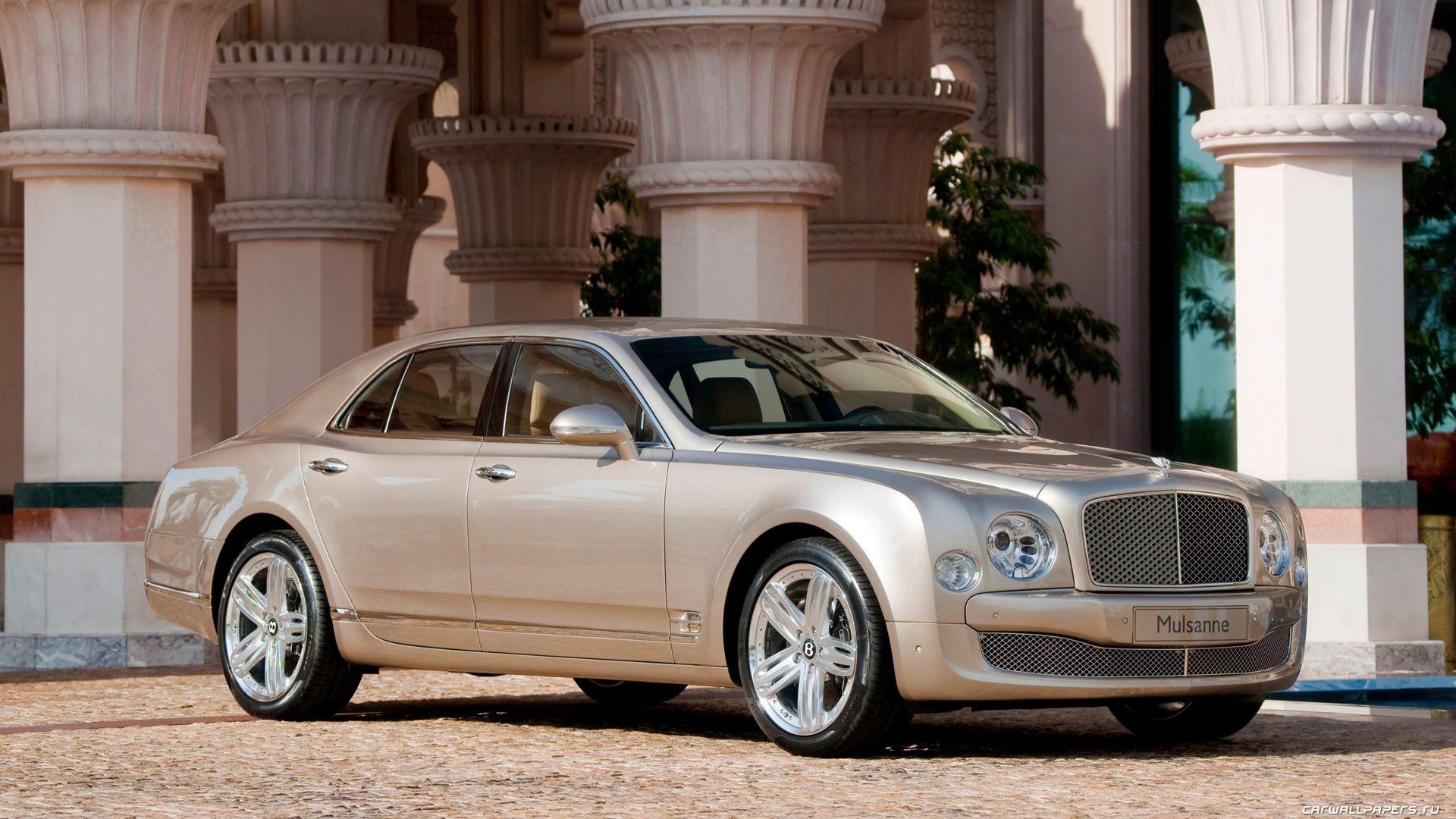 Mulsan Bentley Convertible