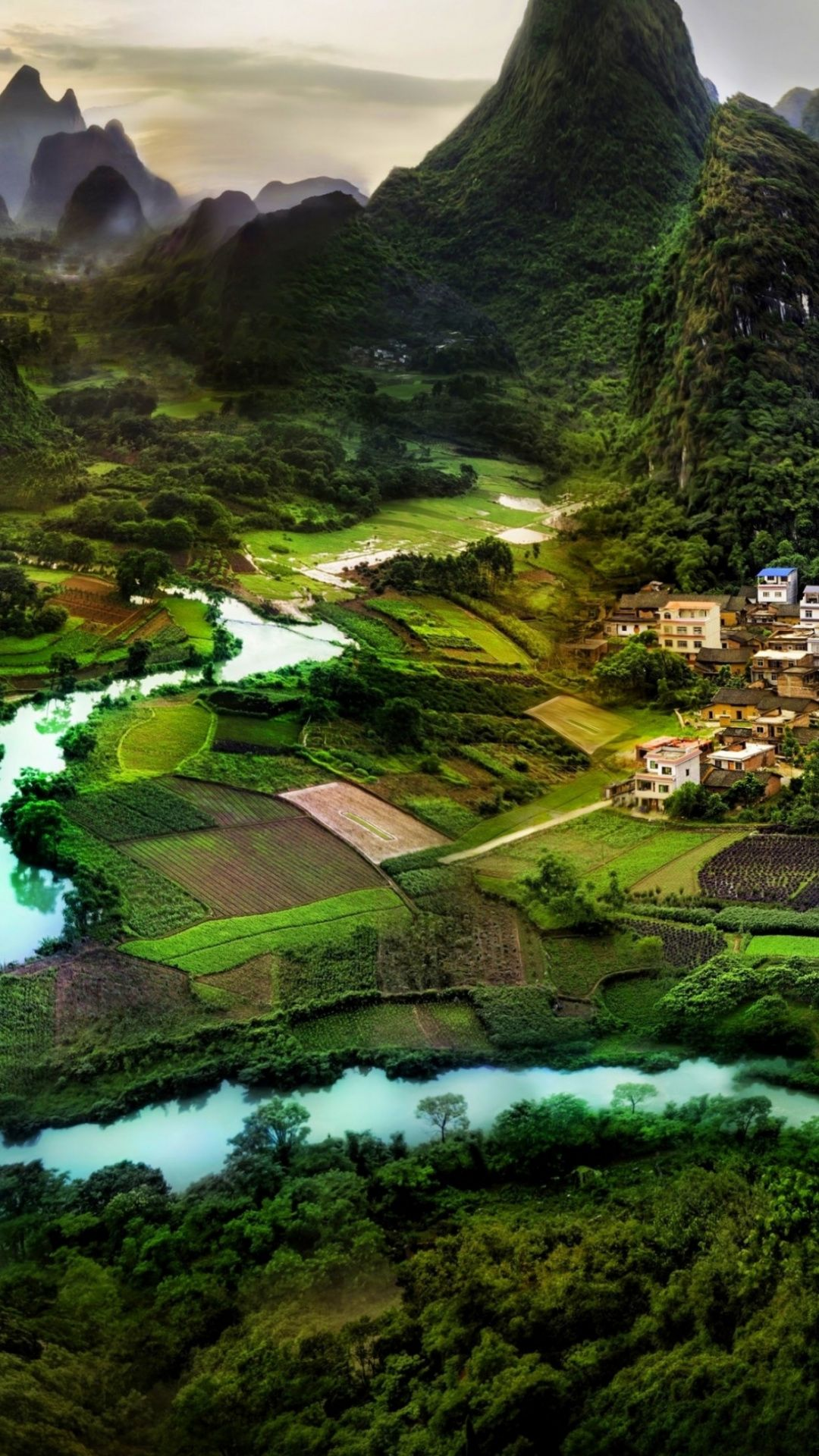 Nature China Photos