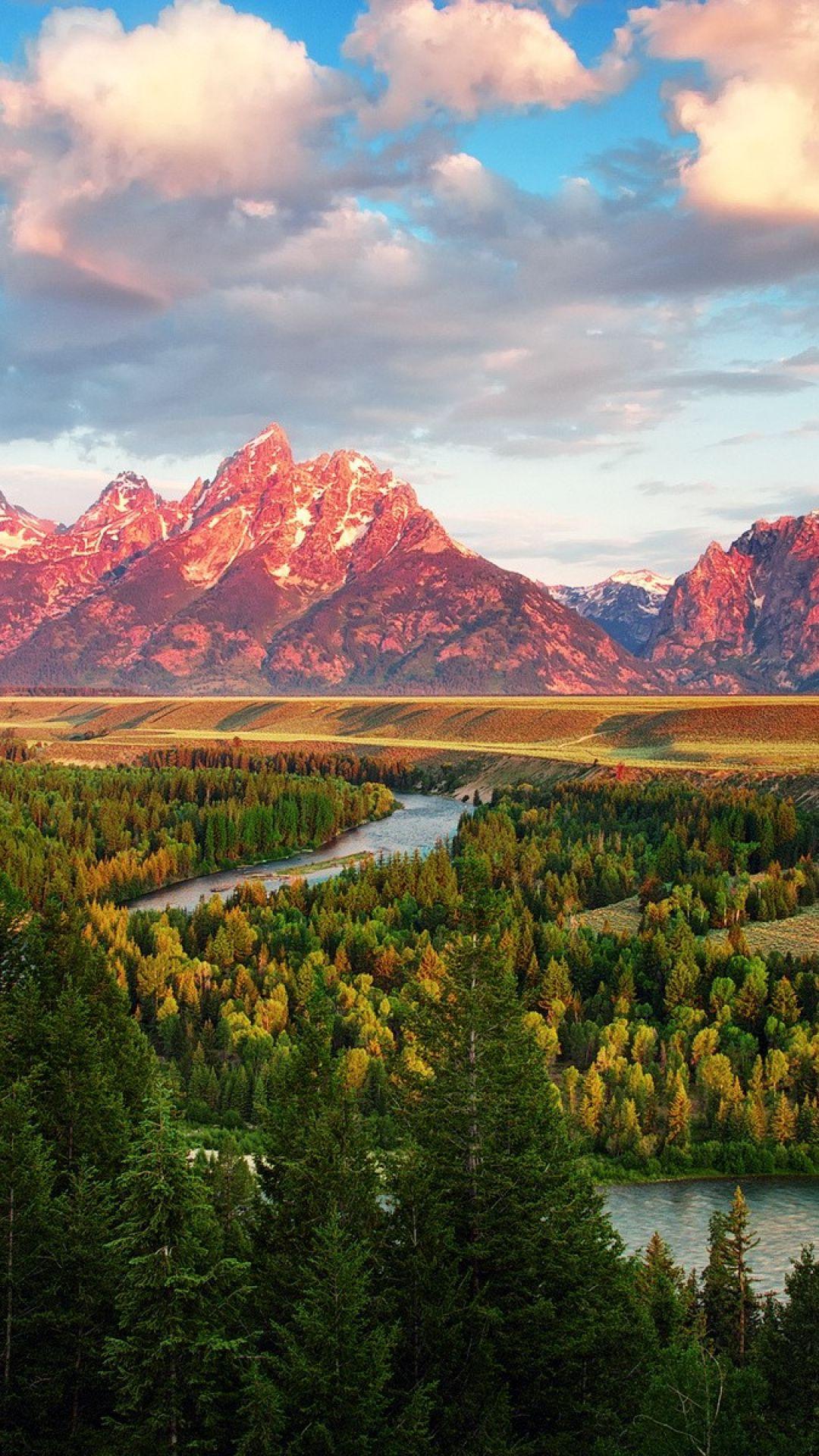 Nature Mountain Vertical Photo