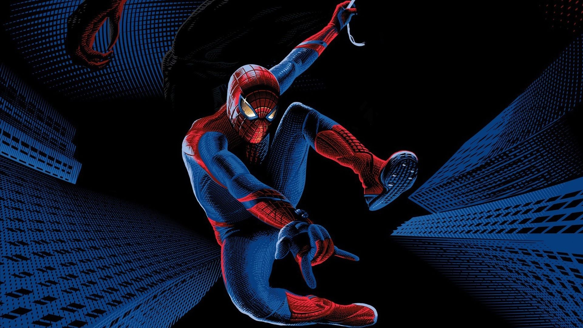 New Spiderman Pictures