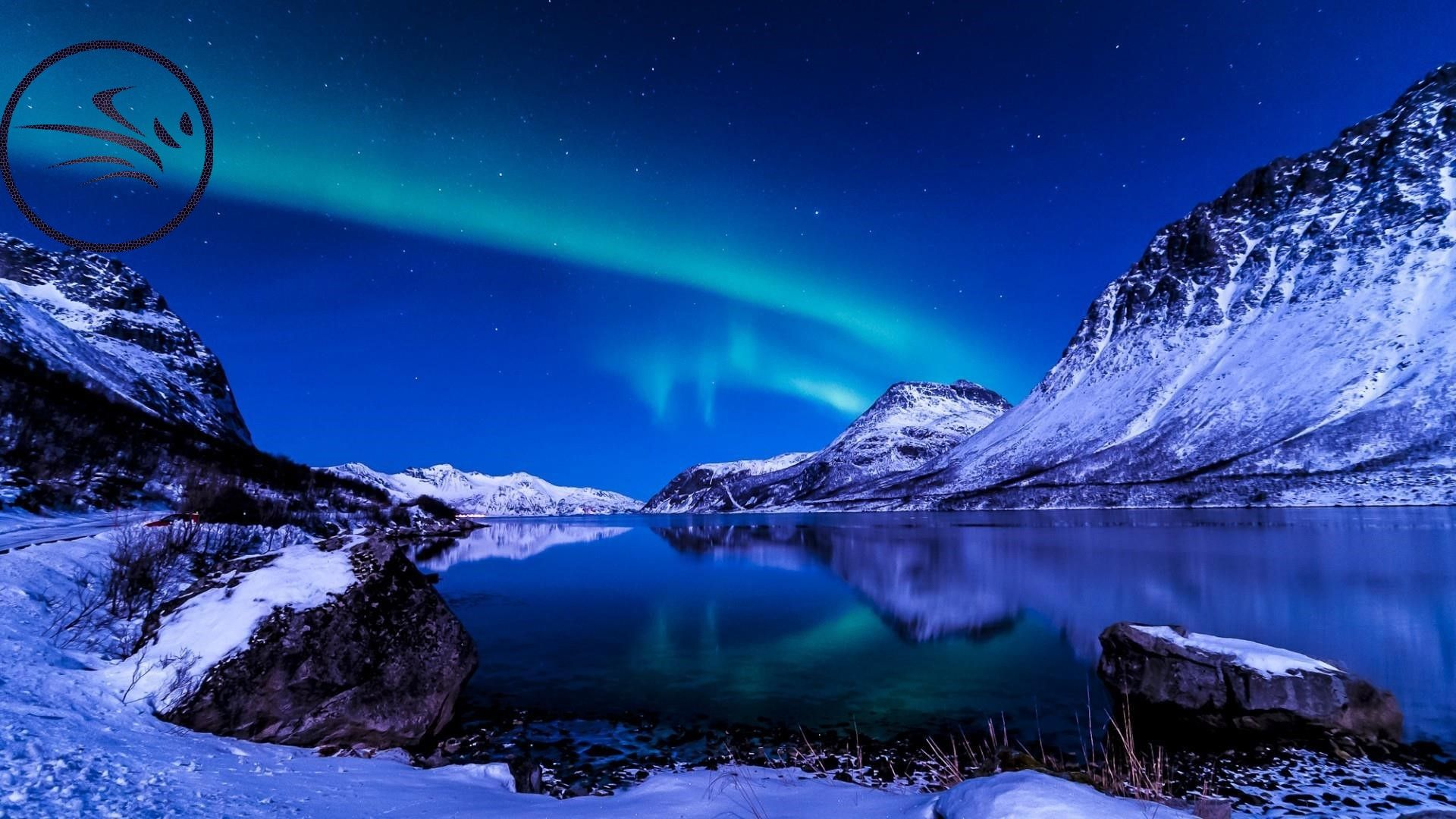 Night Iceland