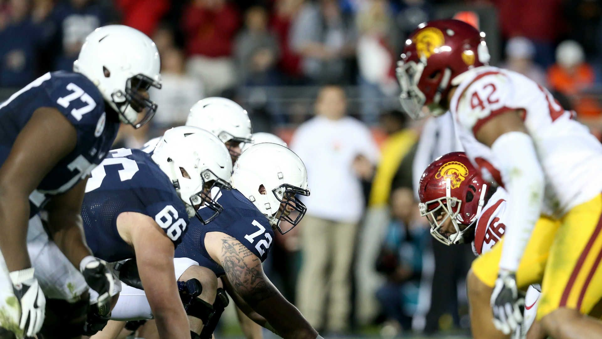 Penn University American Football