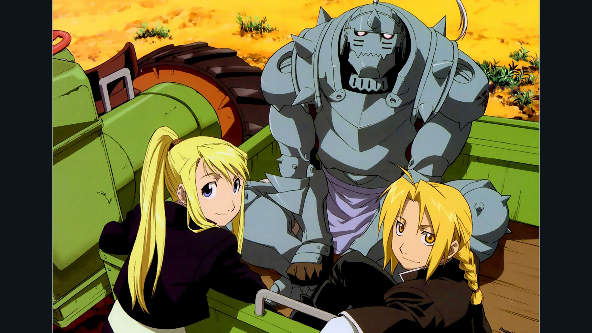 Photo Anime Fullmetal Alchemist