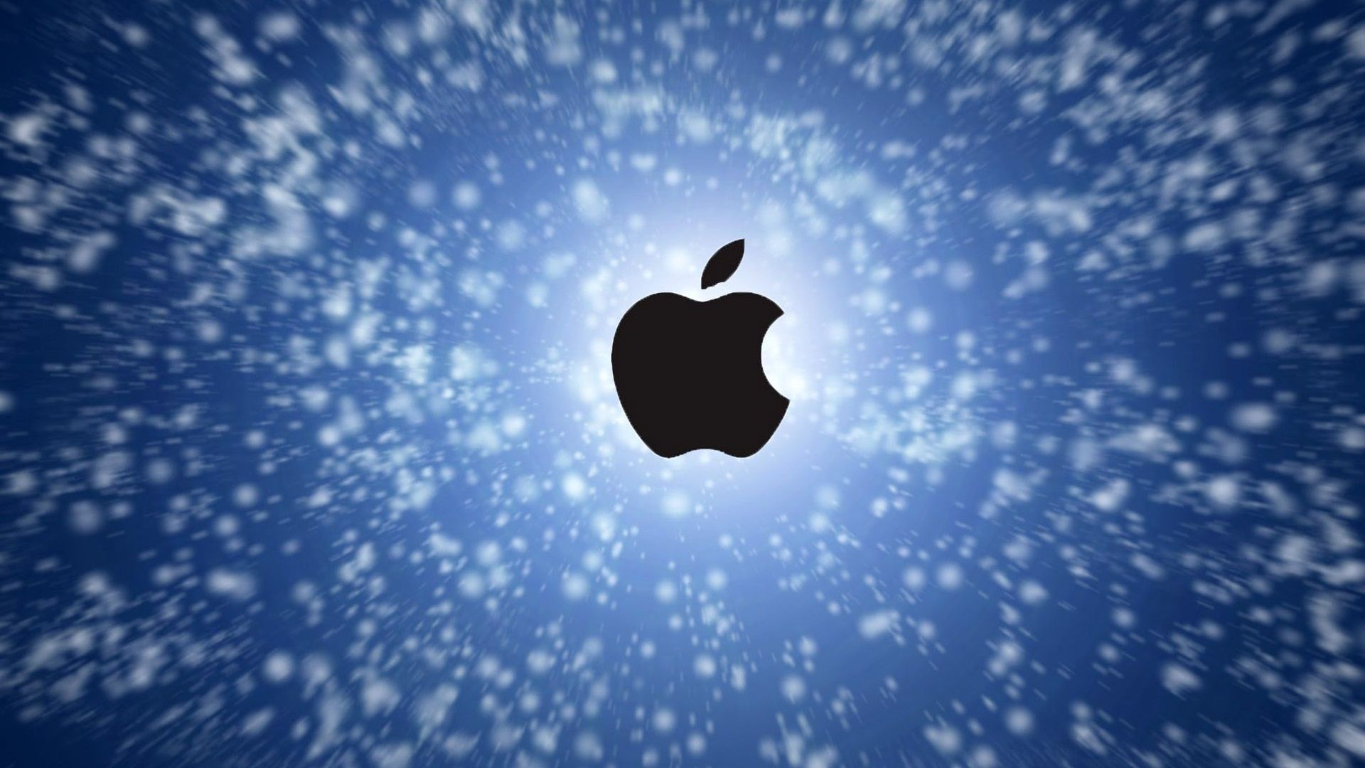 Photo Of Apple Logo Wallpaper For Iphone