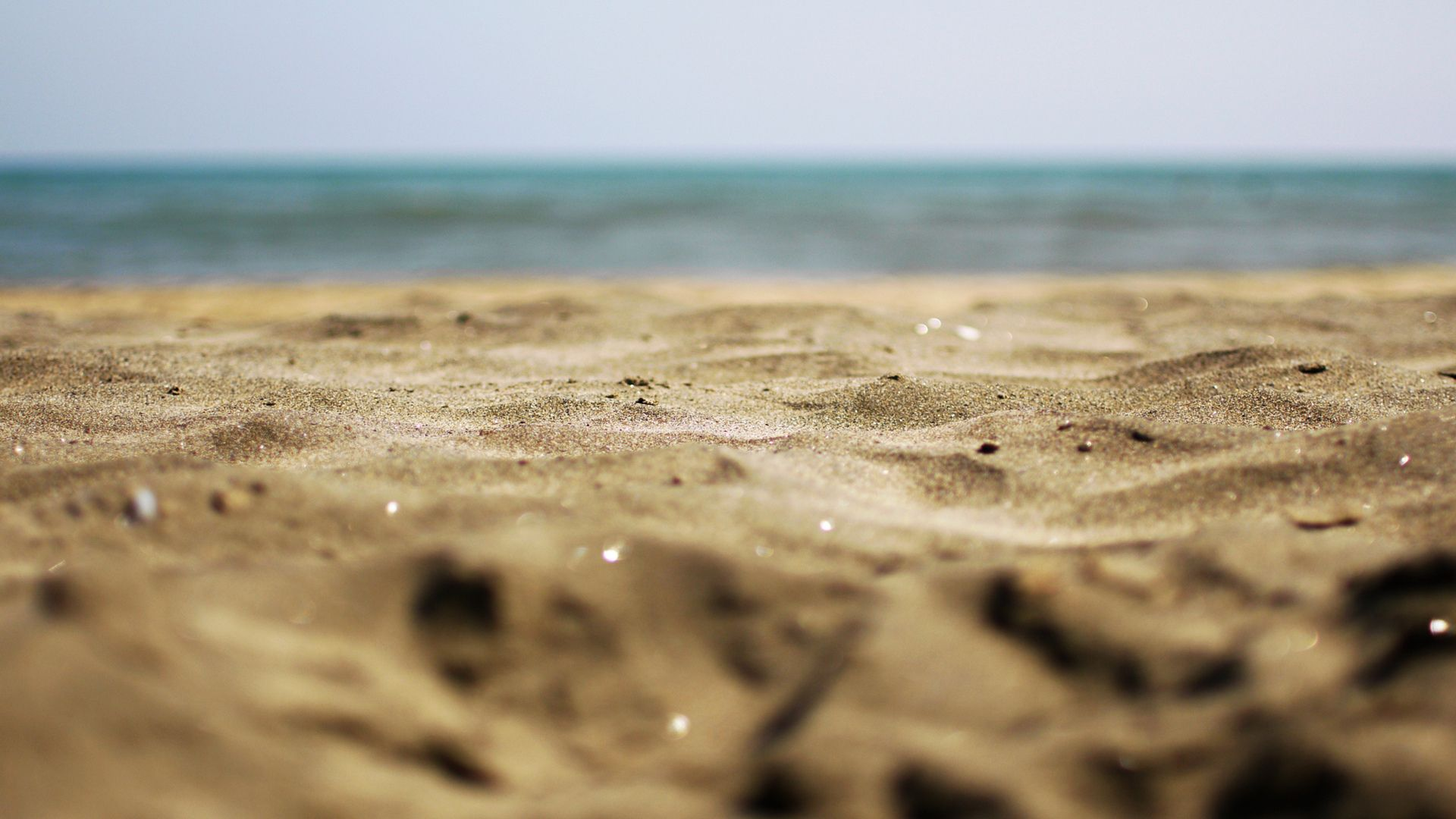 Photo Of Sand On The Beach