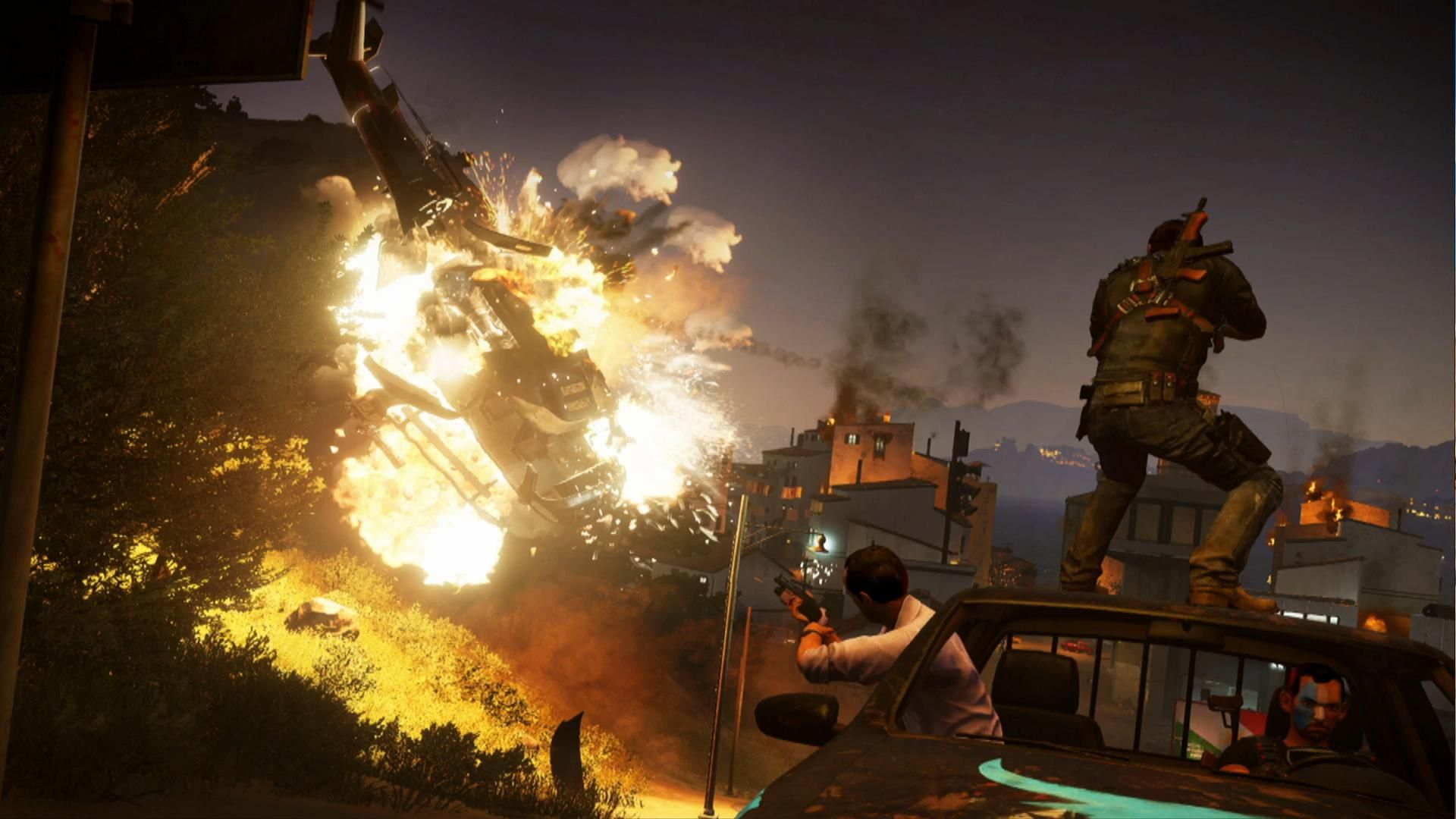 Photos Just Cause 3