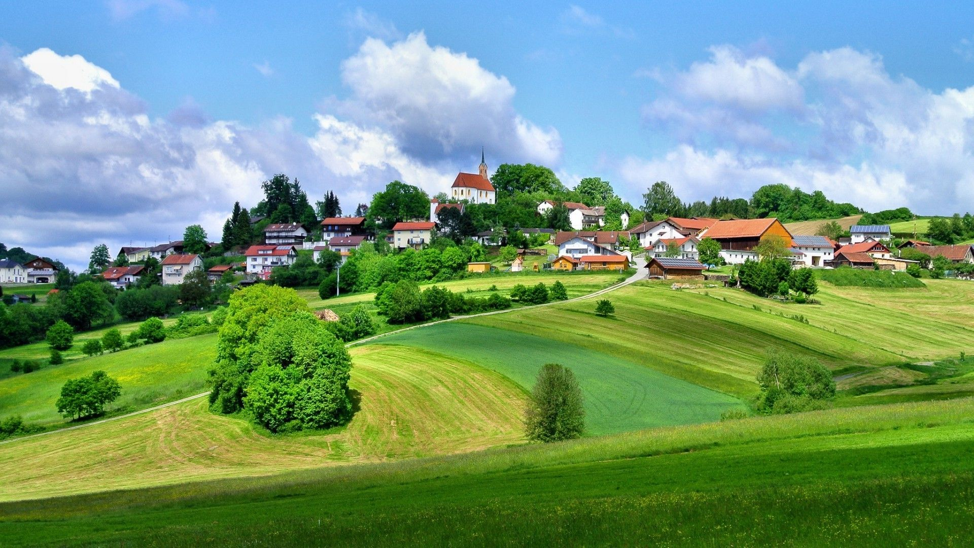 Photos Of The Countryside