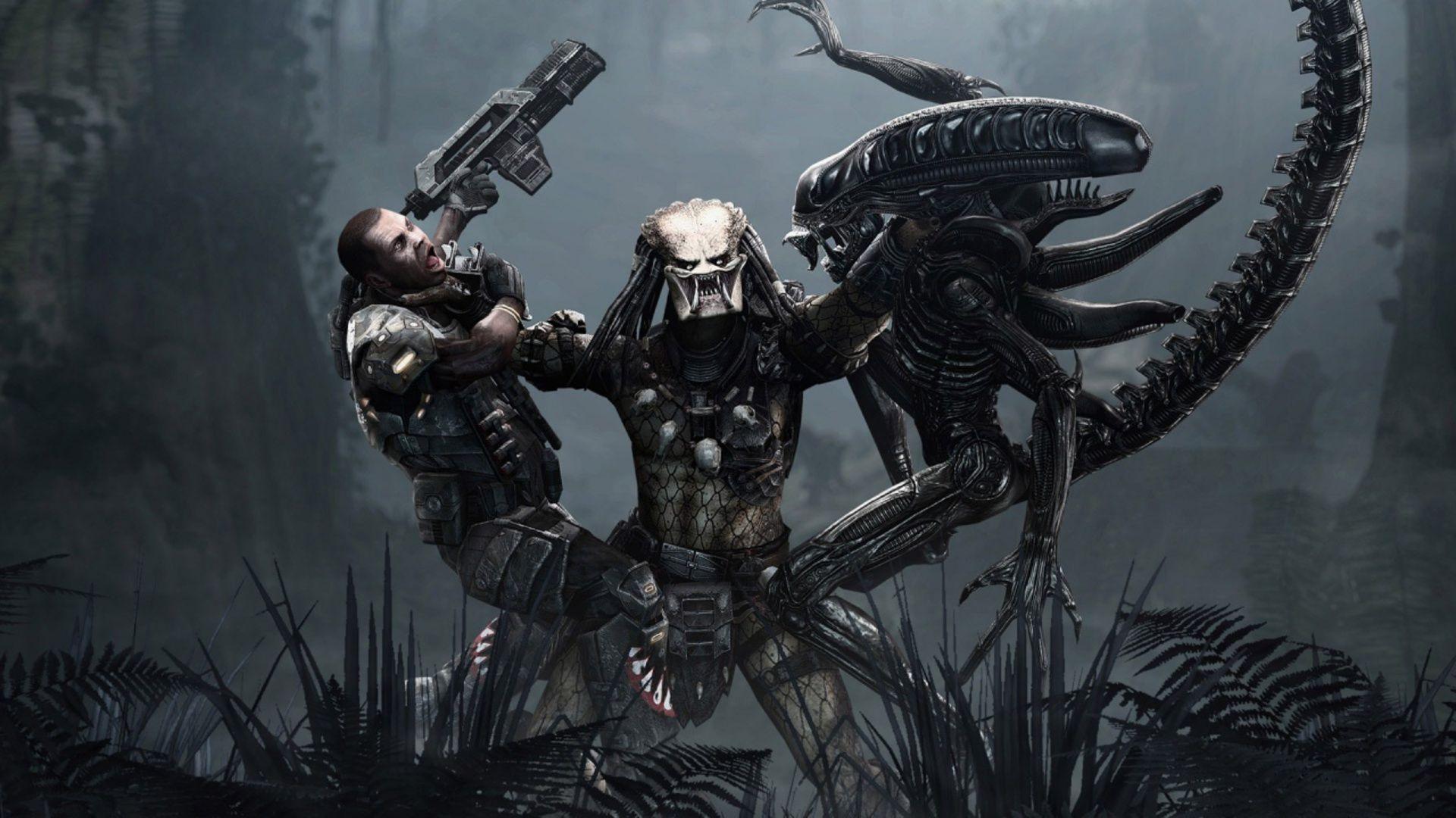 Picture Alien Vs. Predator