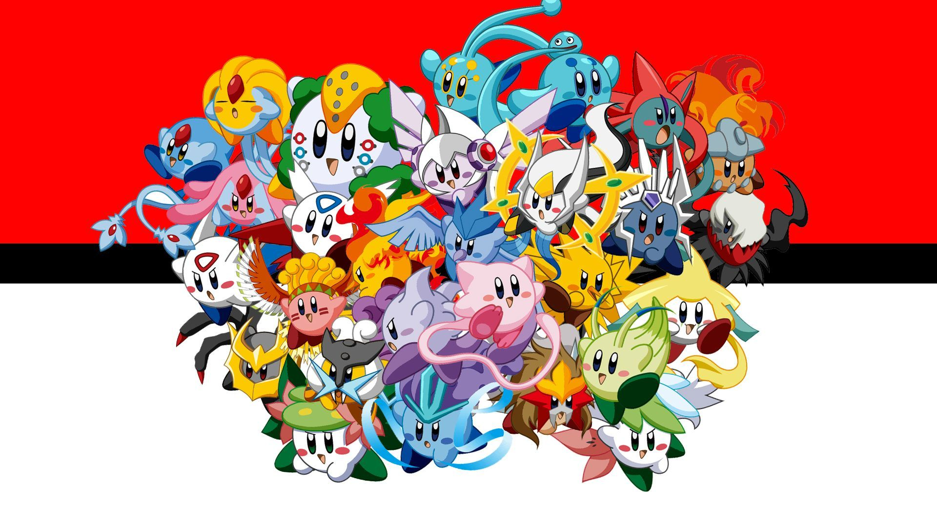 Picture Legendary All Pokemon
