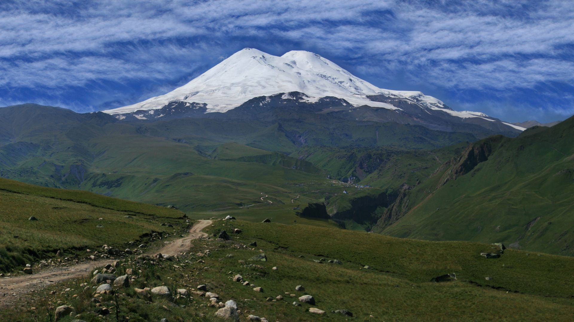 Picture Of Mount Elbrus