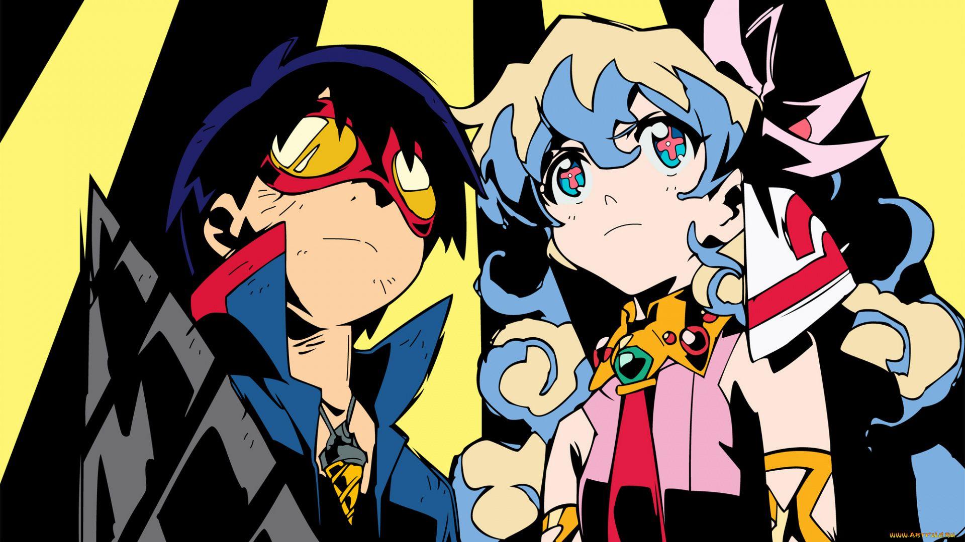 Pictures Anime Gurren Lagann