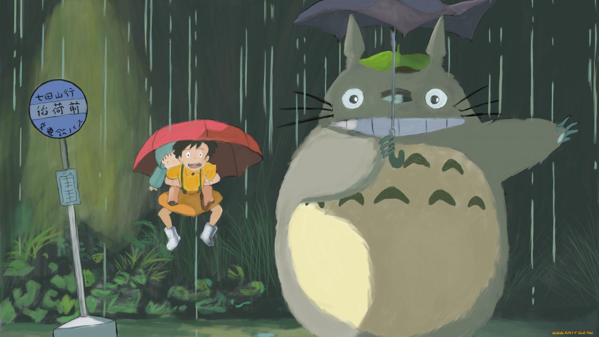 Pictures Anime Totoro