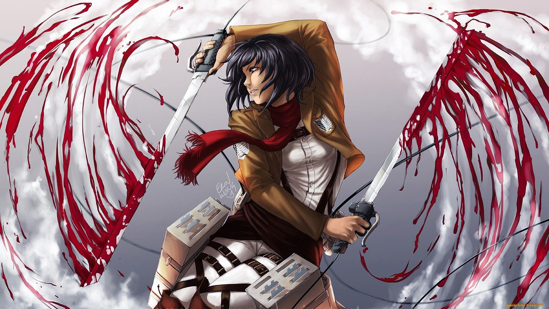 Pictures Anime Attack On Titan