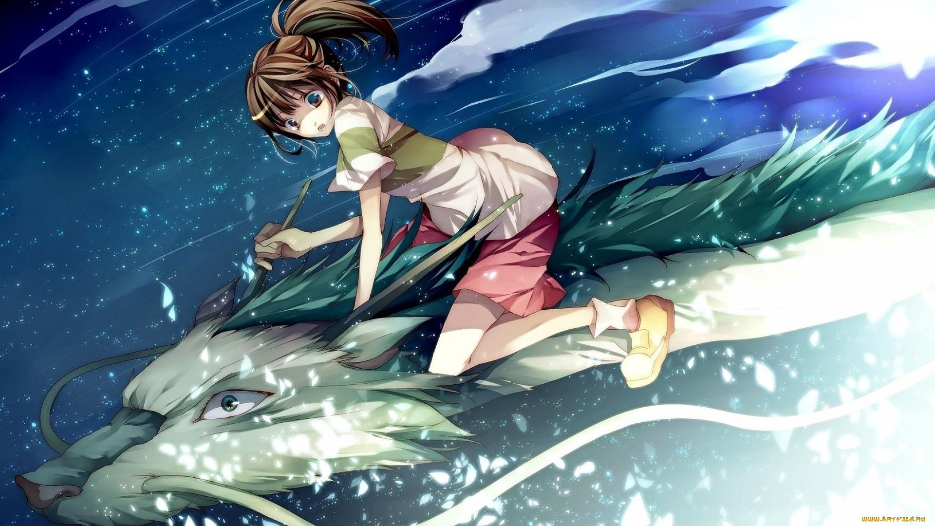 Pictures Anime Spirited Away
