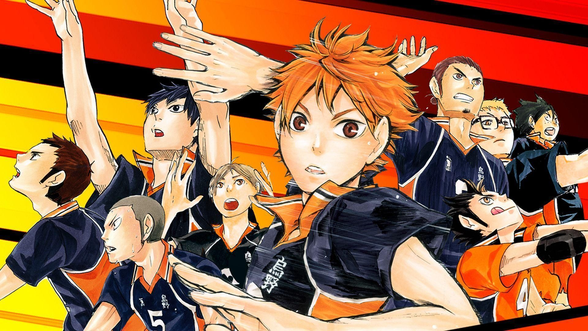 Pictures Anime Volleyball Haikyuu!!