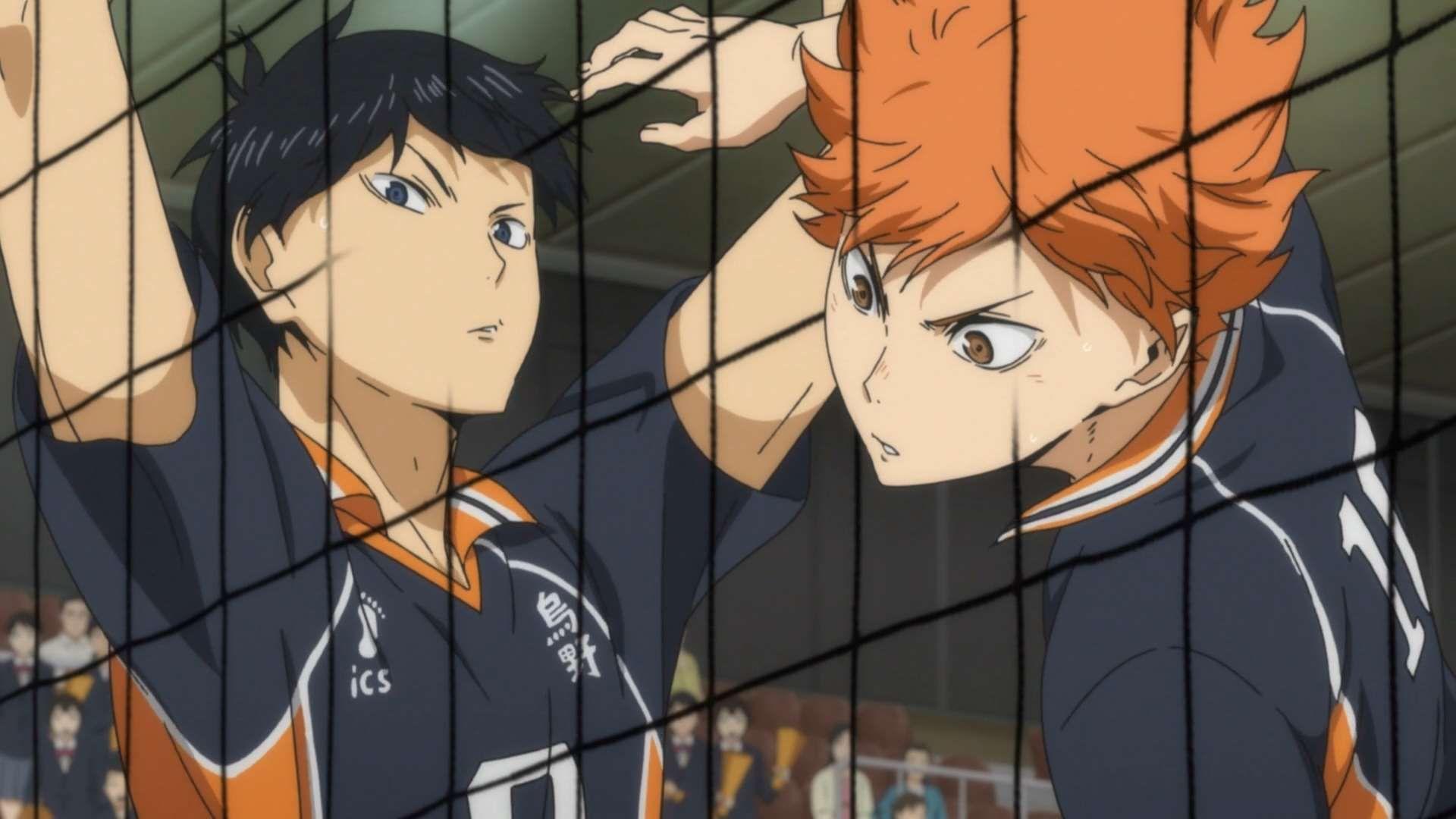 Pictures Anime Volleyball Karasuma Haikyuu!!