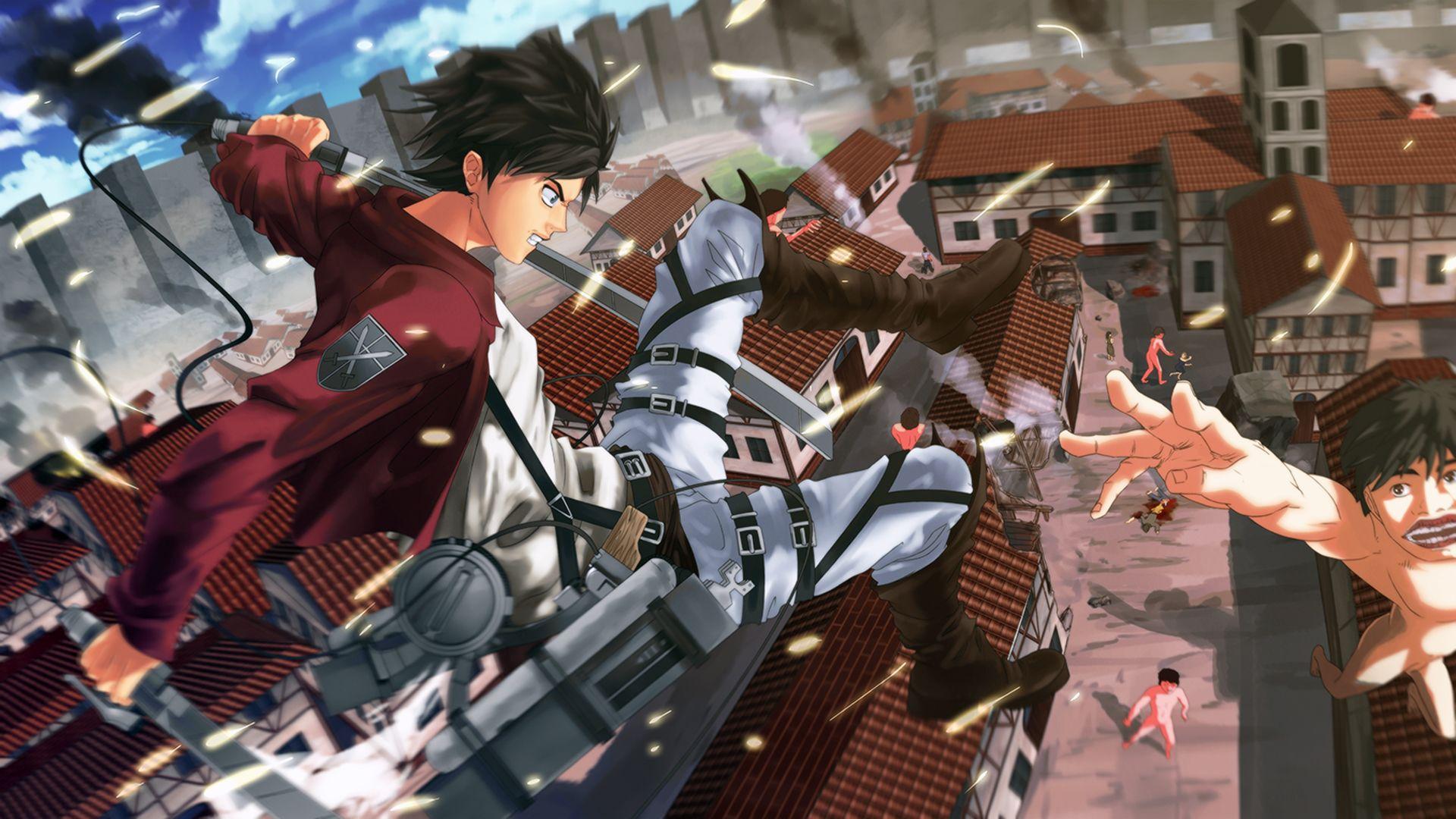 Pictures Attack On Titan Levi Season 3