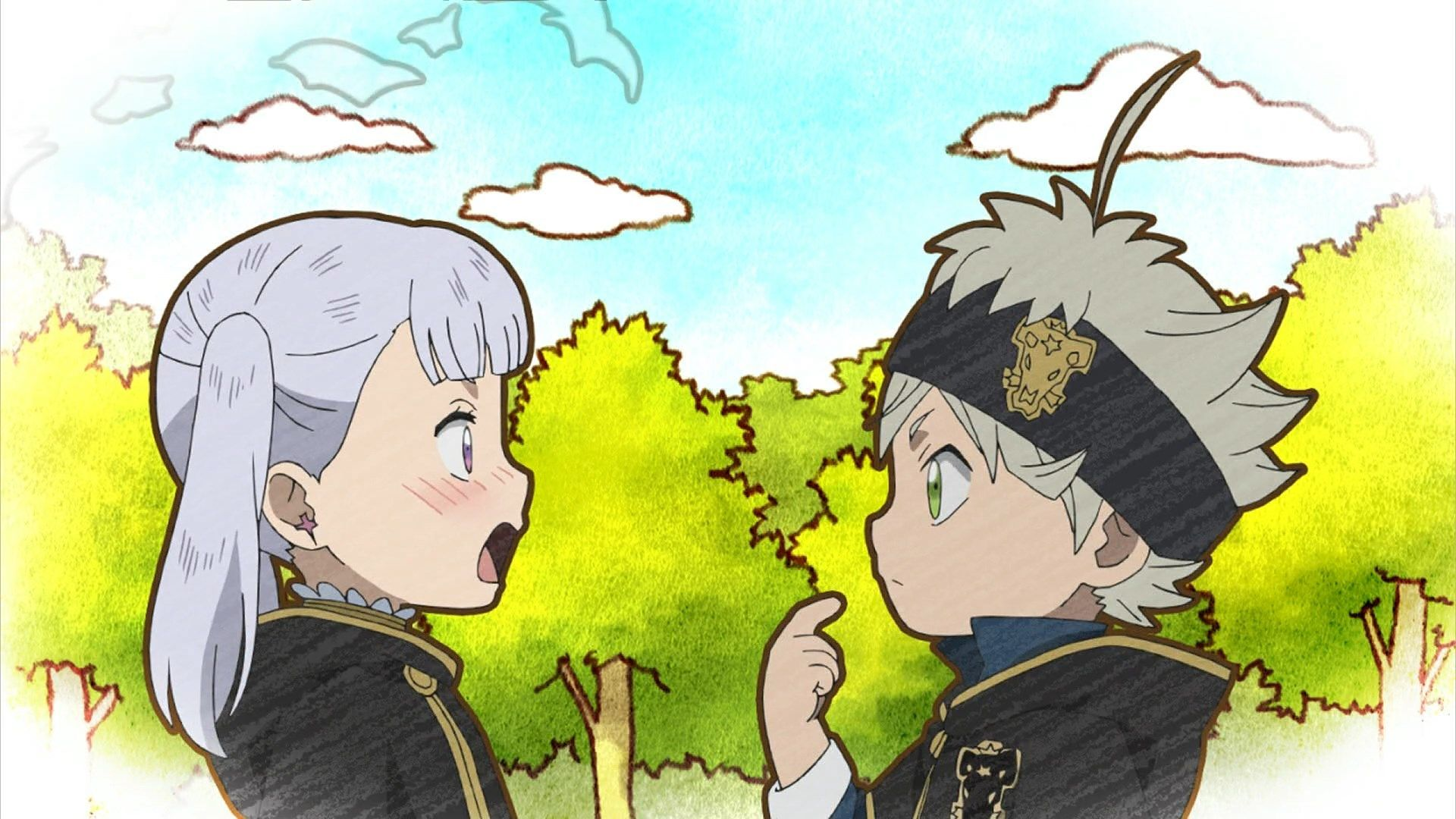 Pictures Black Clover Anime