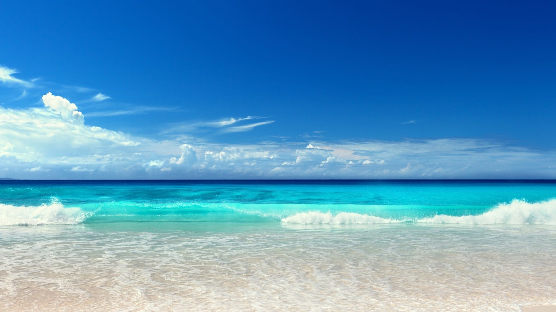 Pictures Desktop Sea Ocean Summer