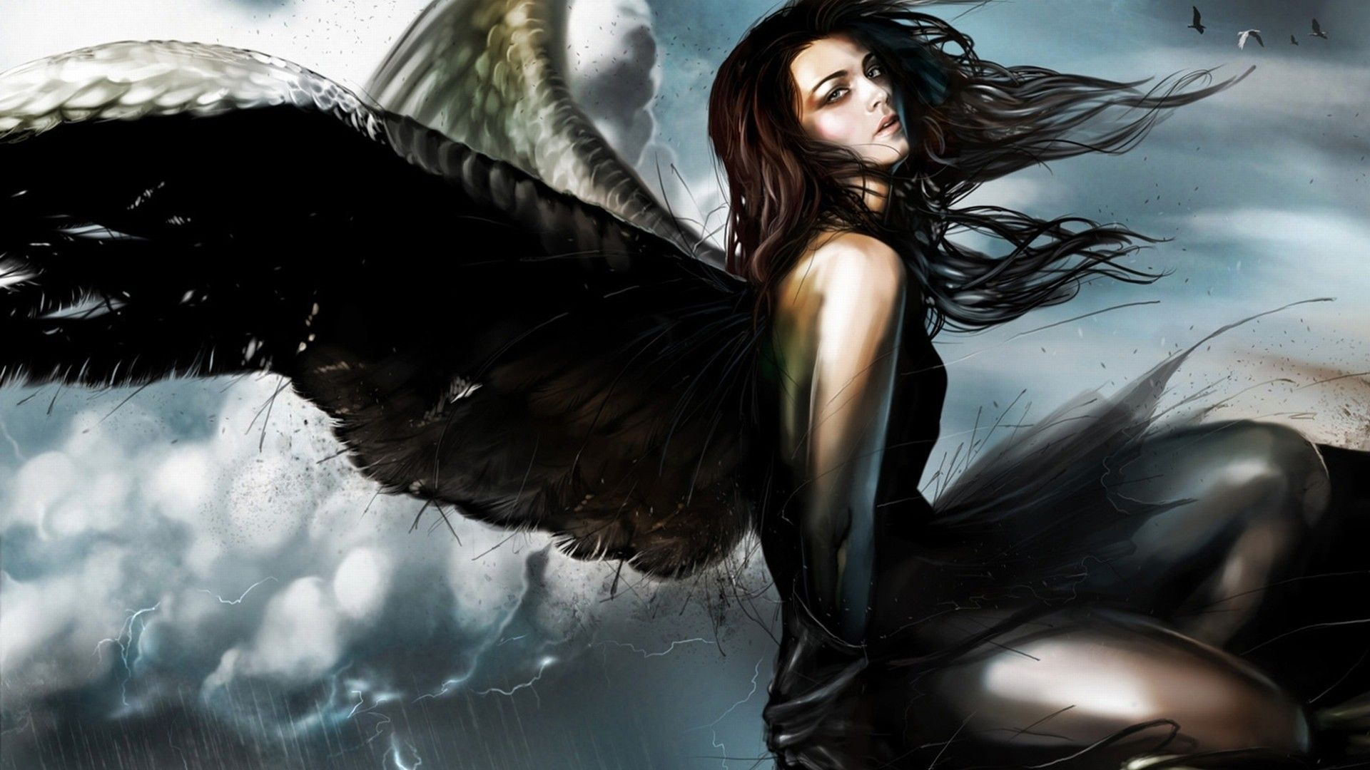Pictures Fantasy Girls With Wings