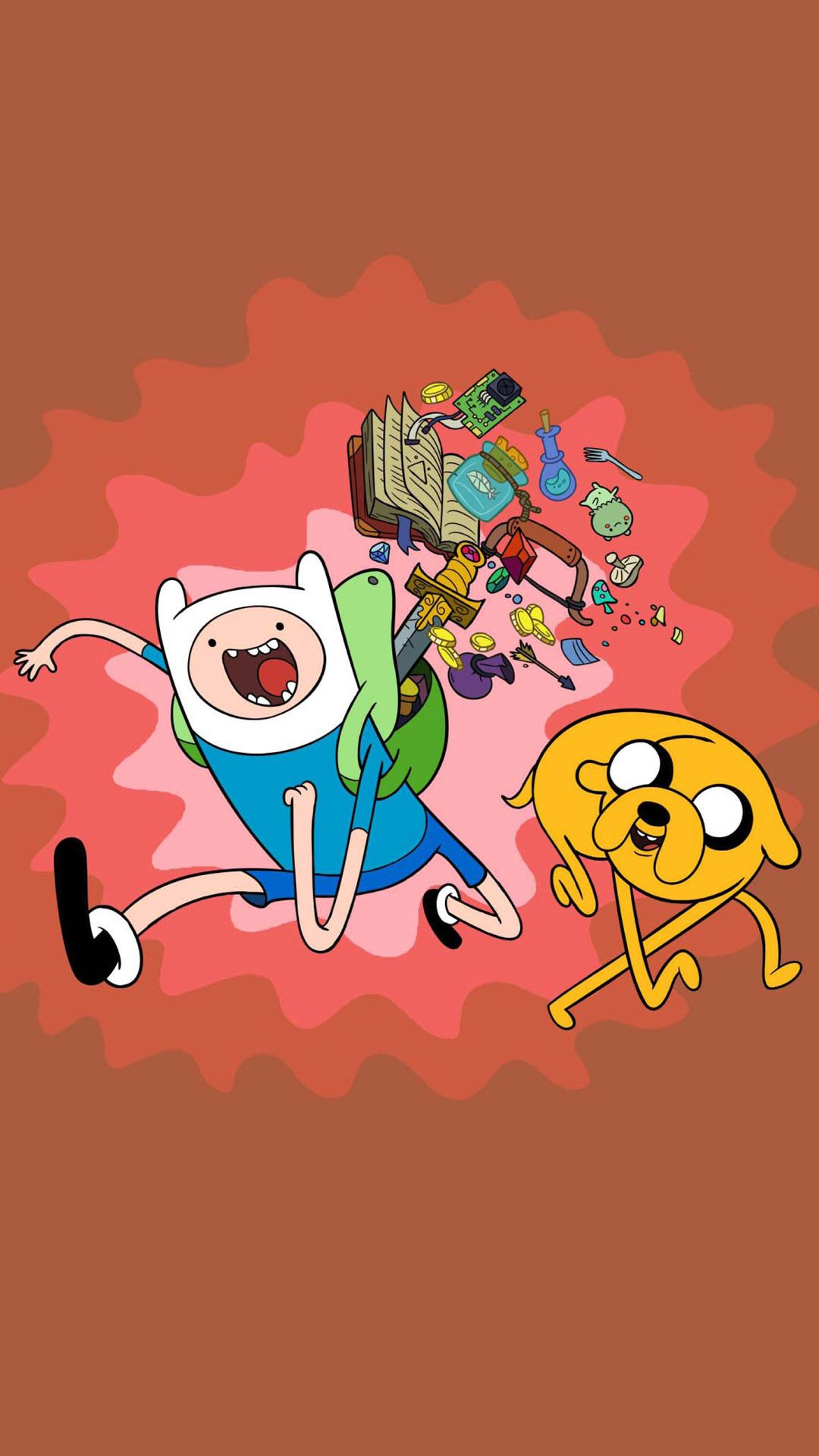 Pictures From Adventure Time