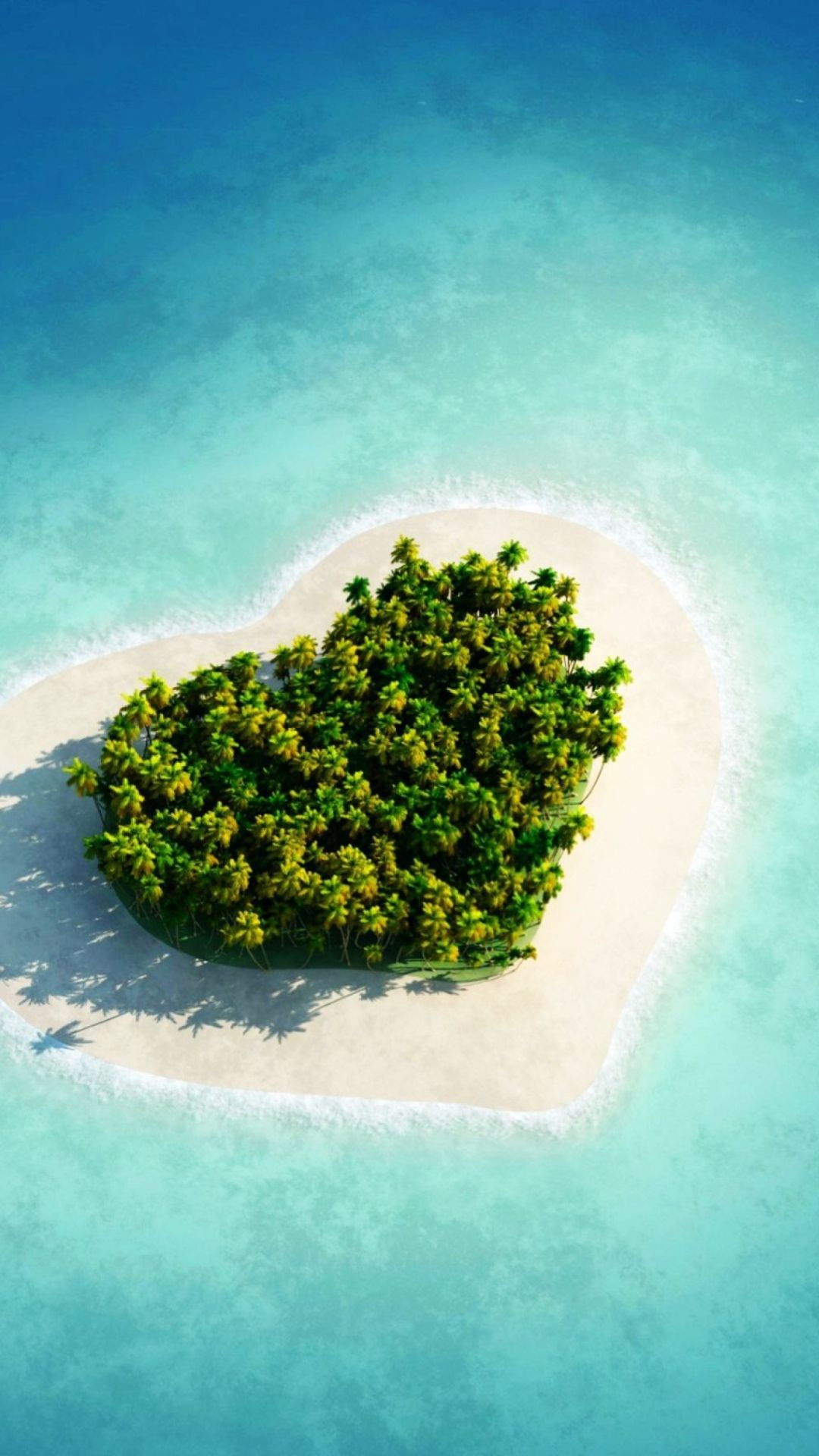 Pictures Island Heart