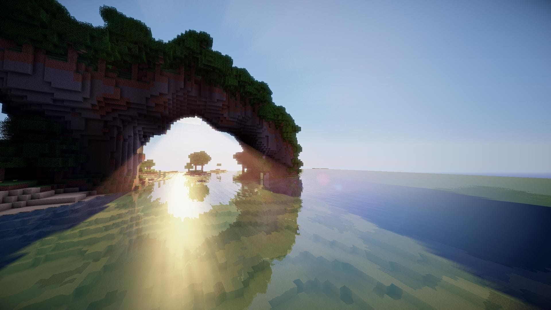 Pictures Minecraft Shaders