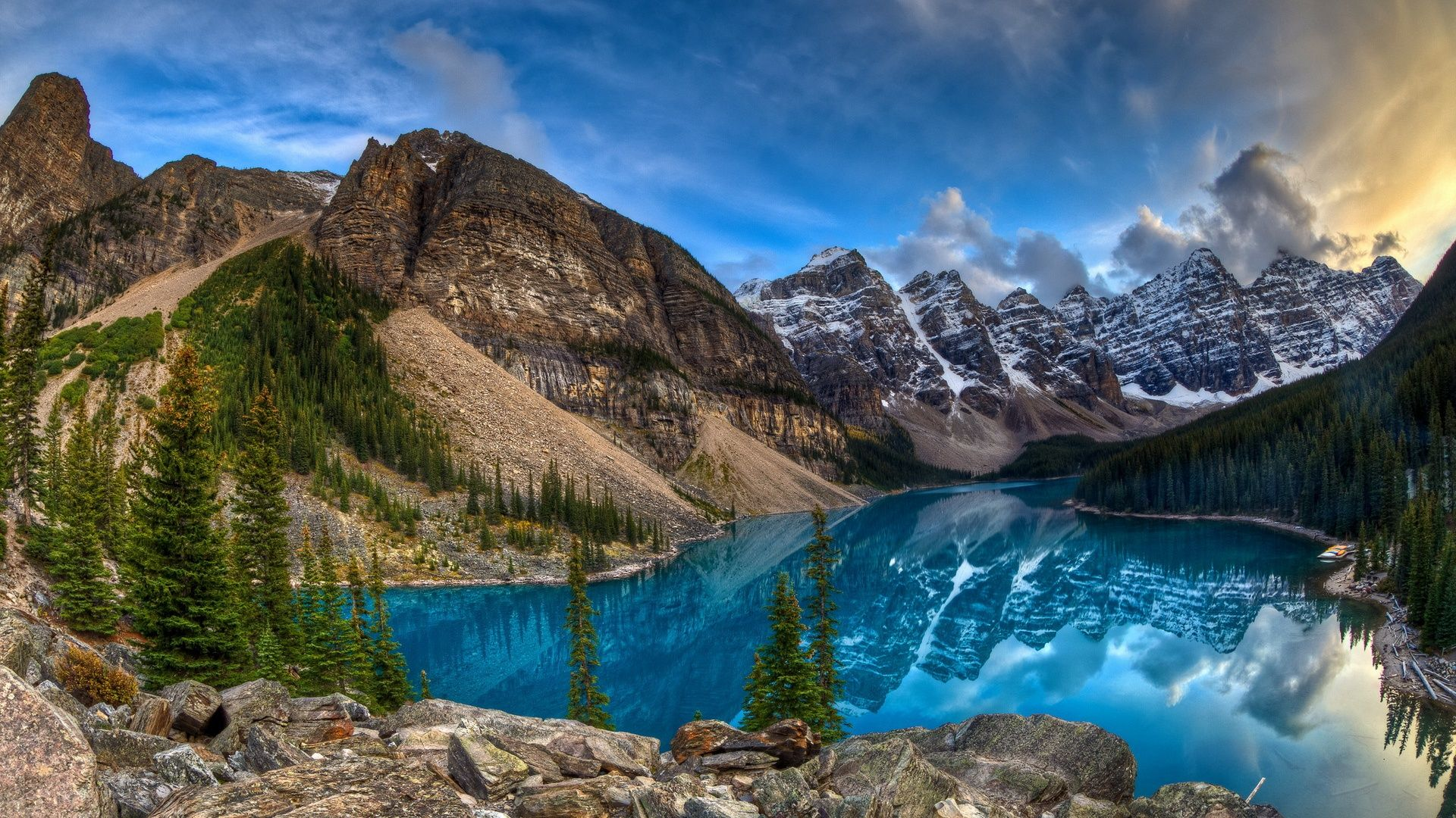Pictures Of Mountains And Water