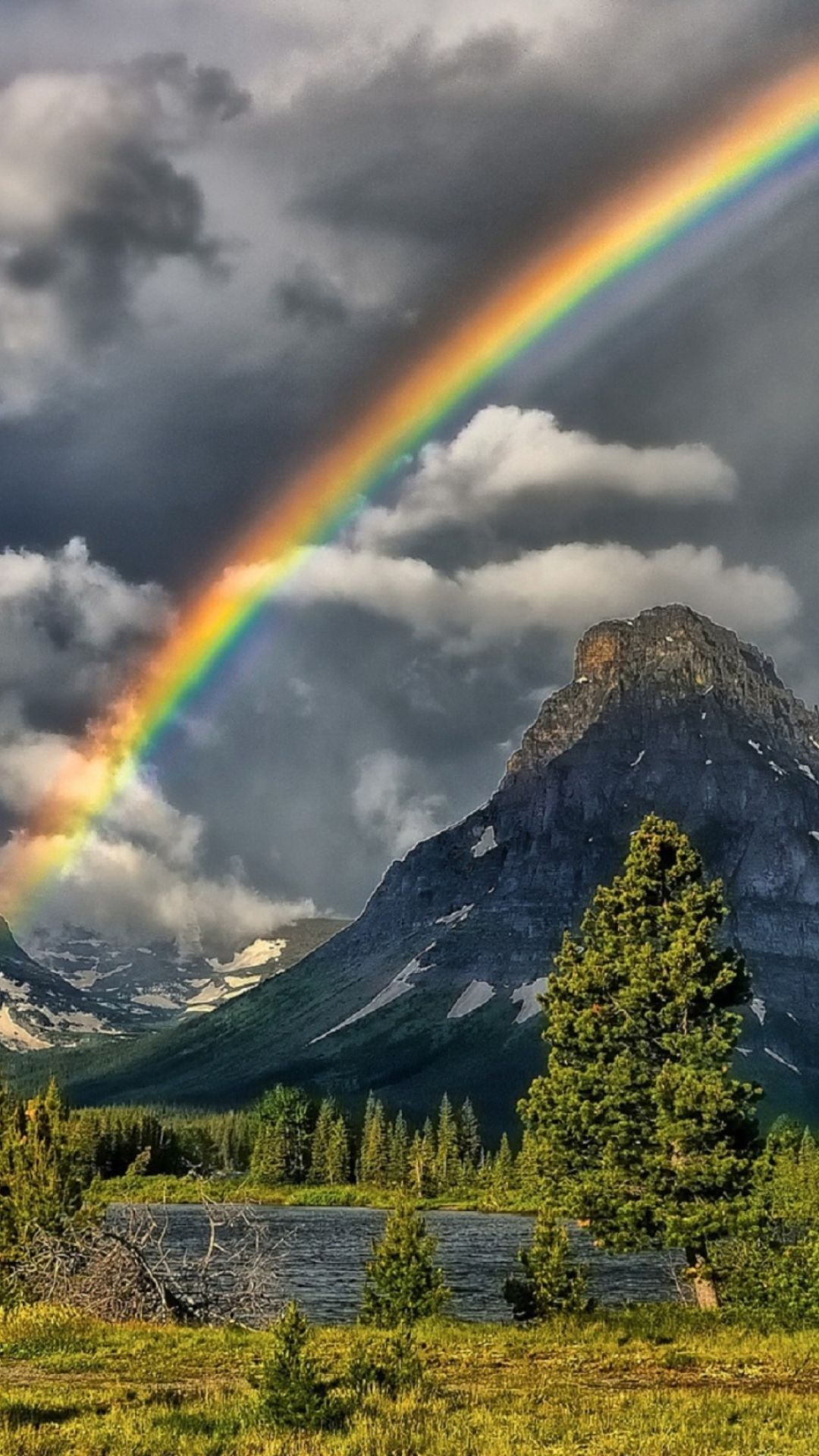 Pictures Of Rainbows In Nature