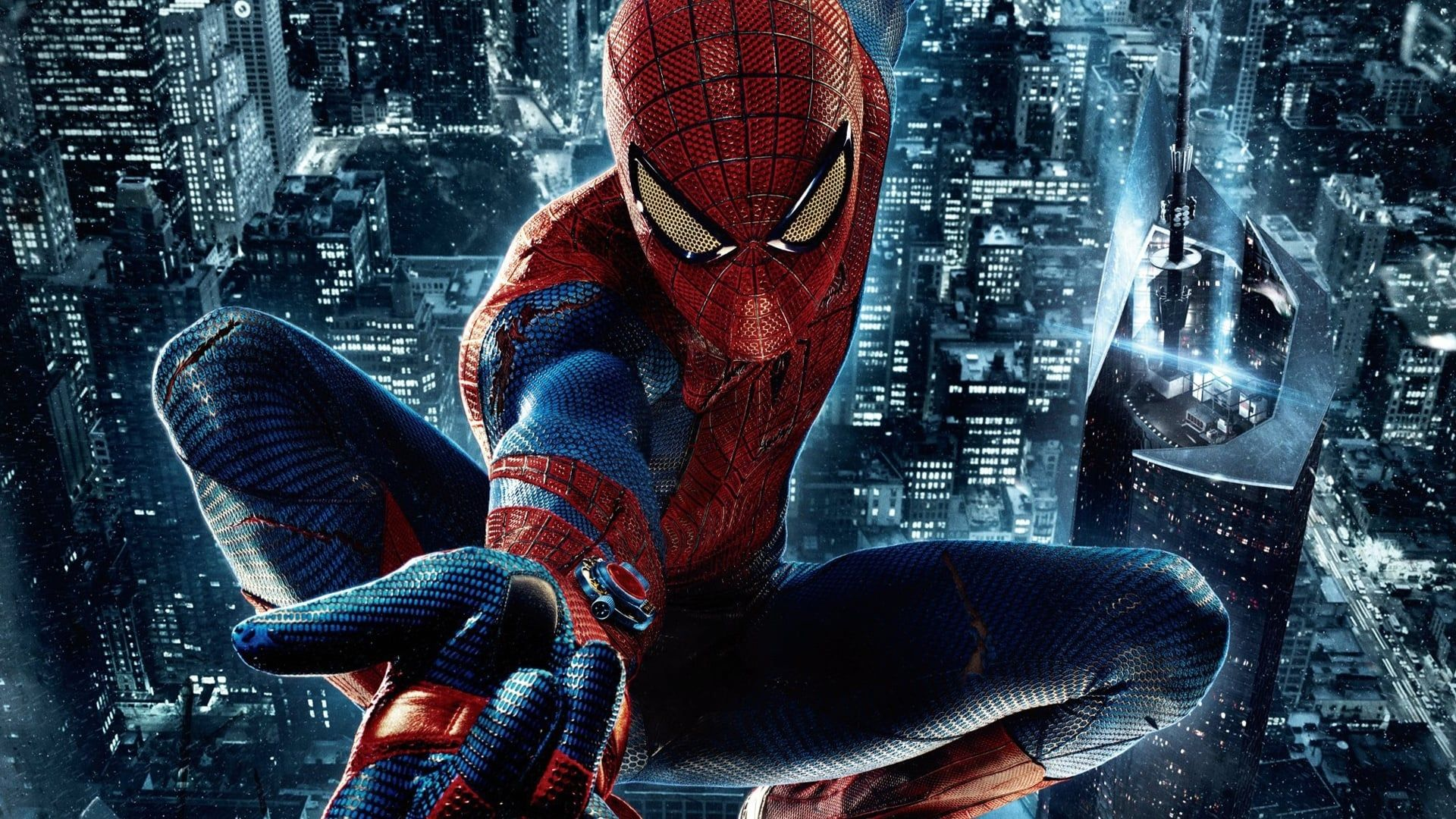 Pictures Of Spider Man 3d