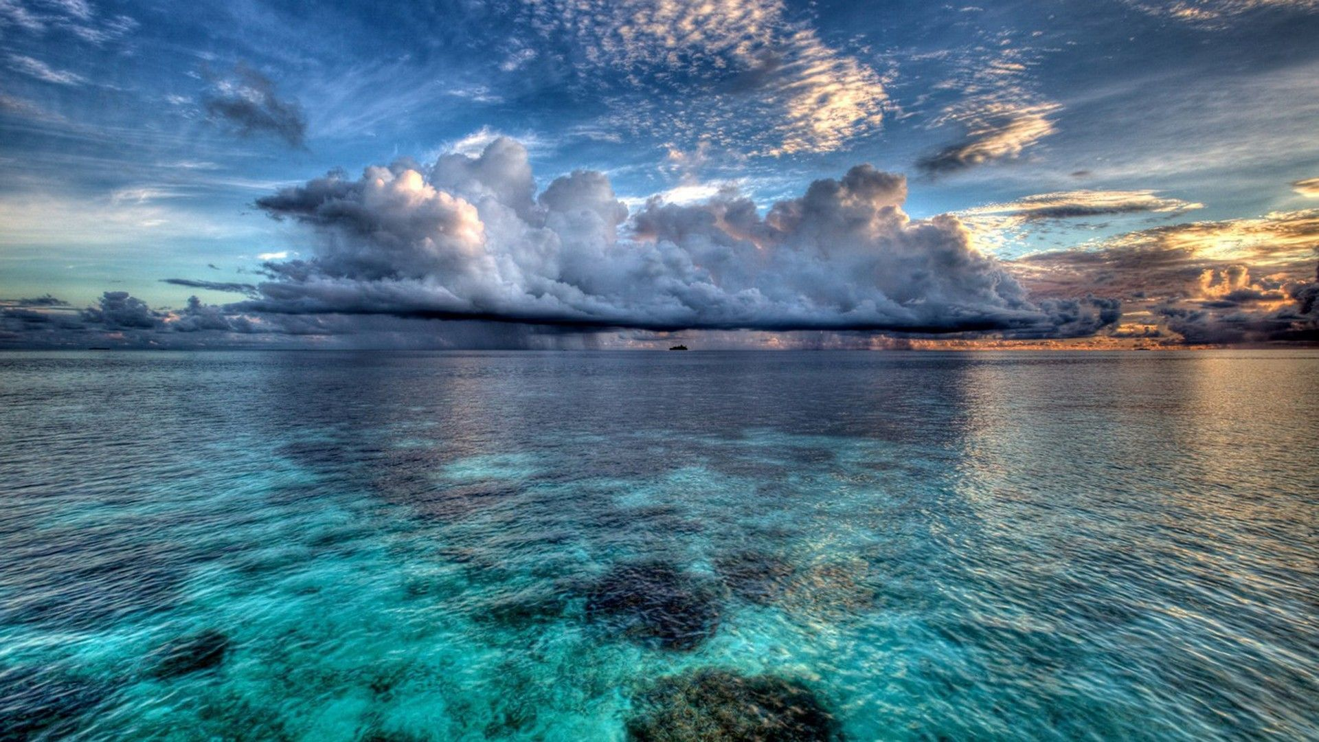 Pictures Of The Beautiful Ocean