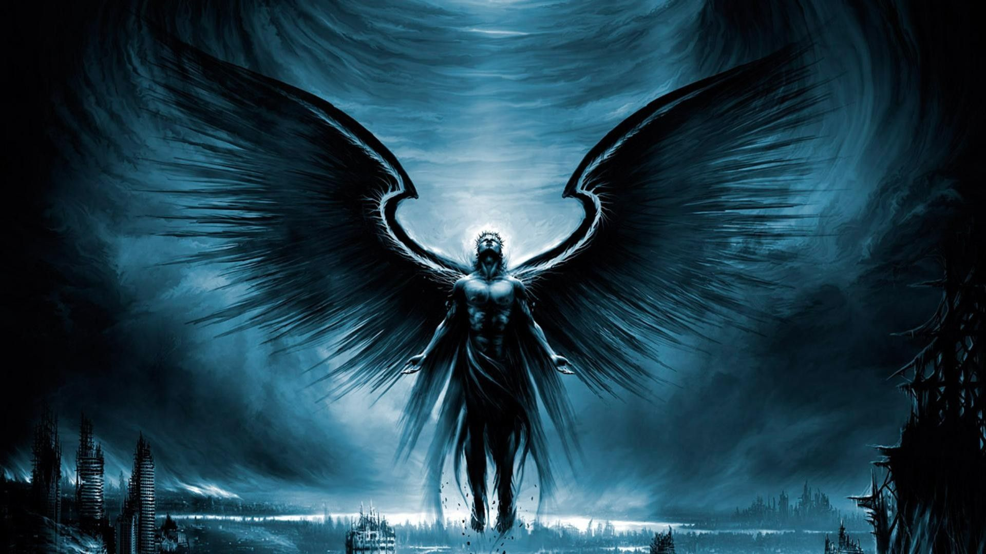 Pictures Of The Fallen Angel Lucifer