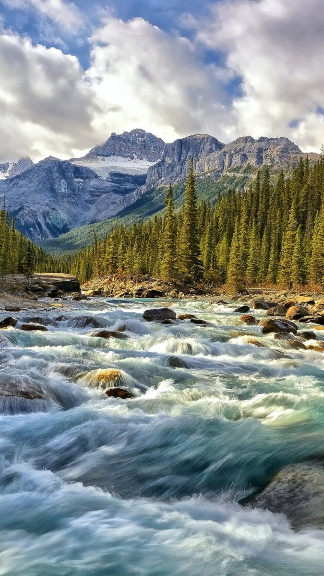 Pictures Of The Wild River Mountains