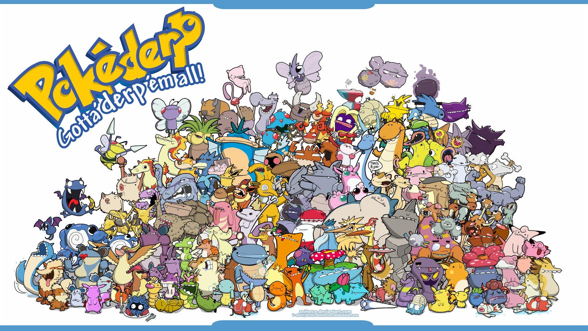 Pokemon к4оллаж