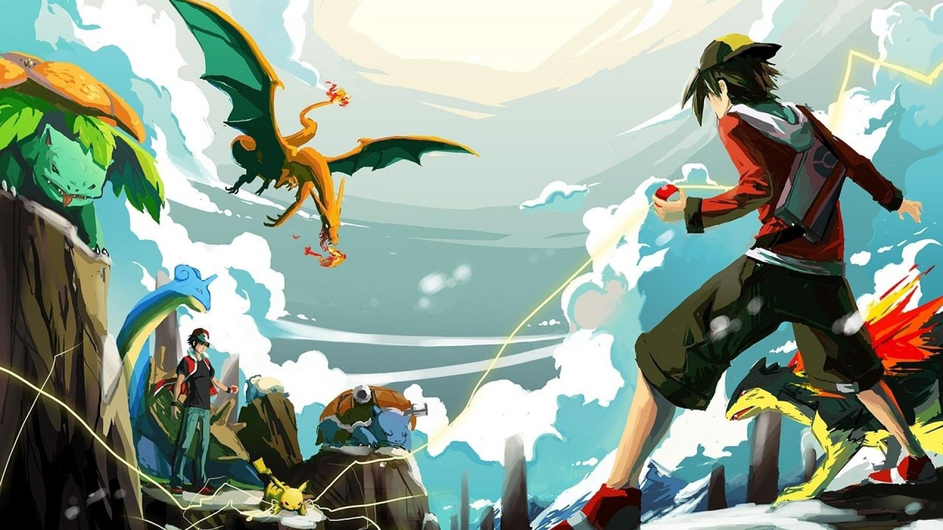 Pokemon Go Arts