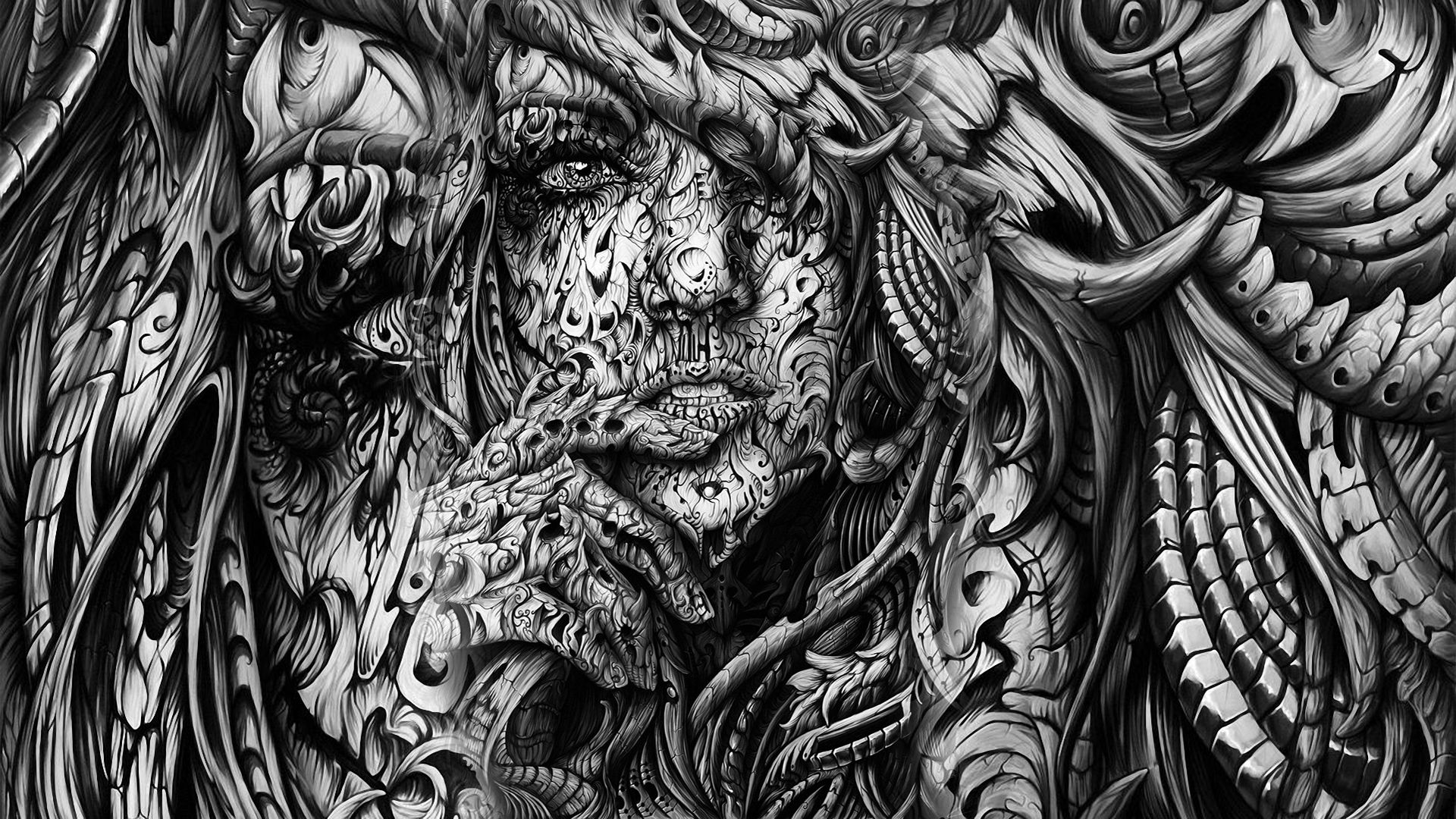 Psychedelia Sketches