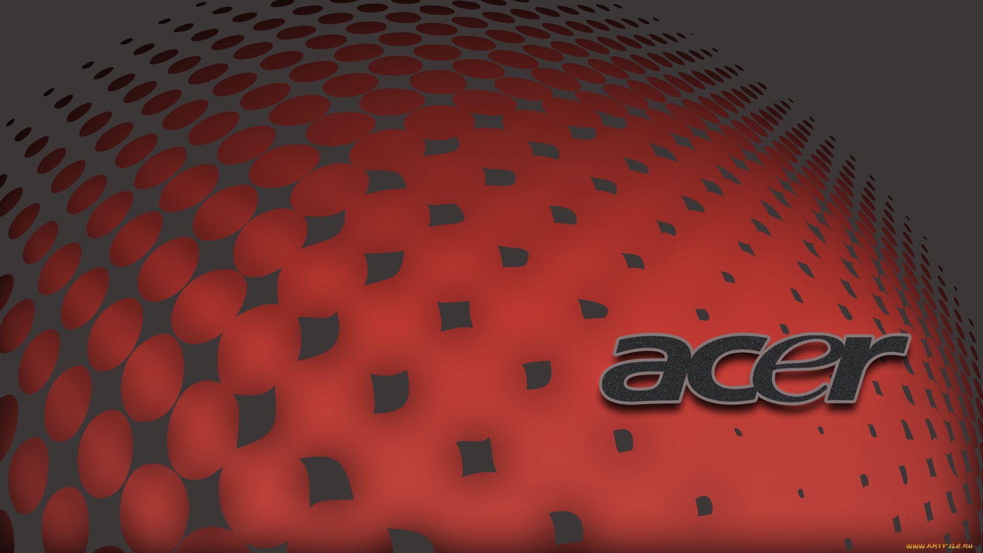 Red Digital Background