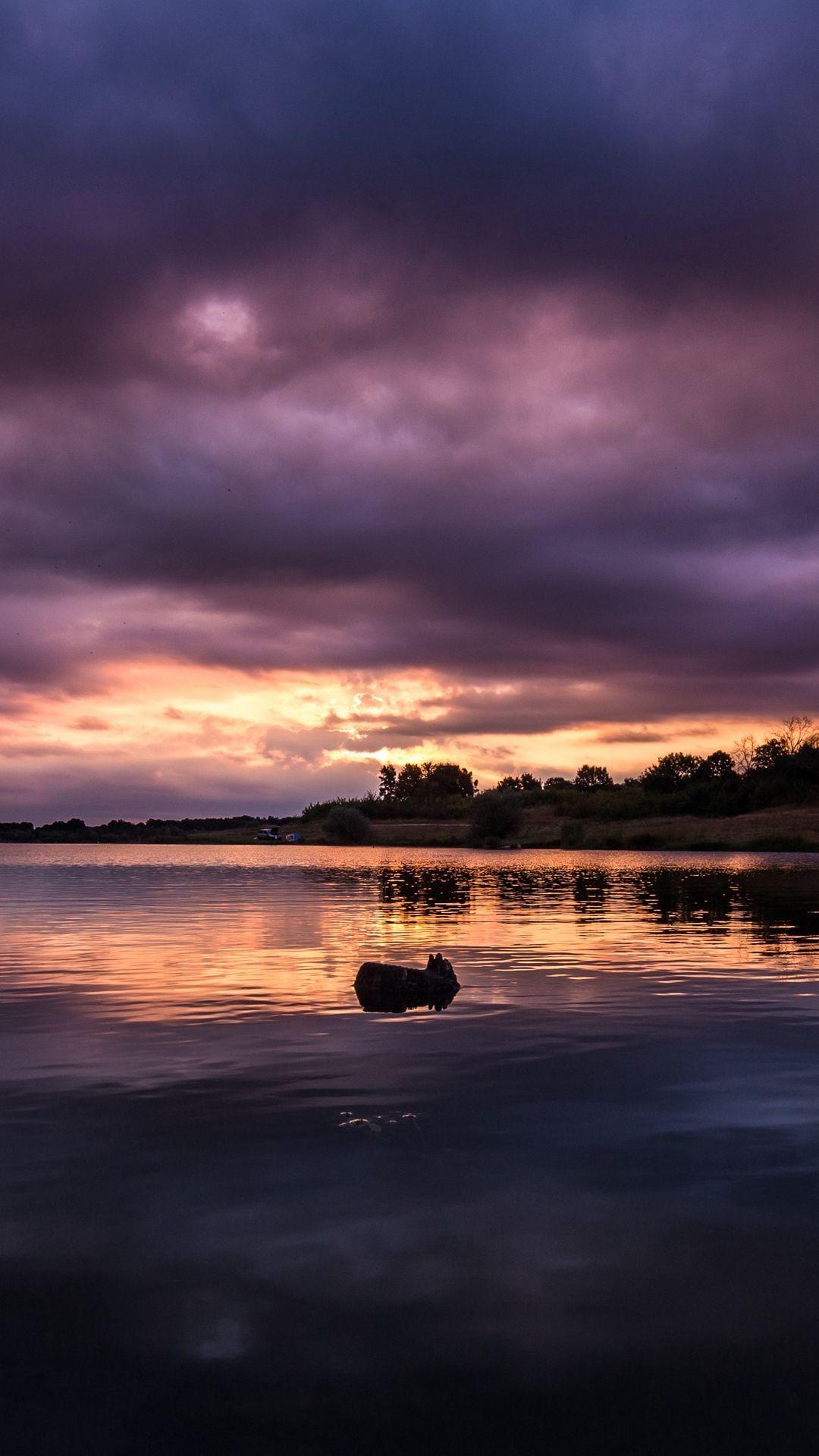 River Sunset 2560 X 1440