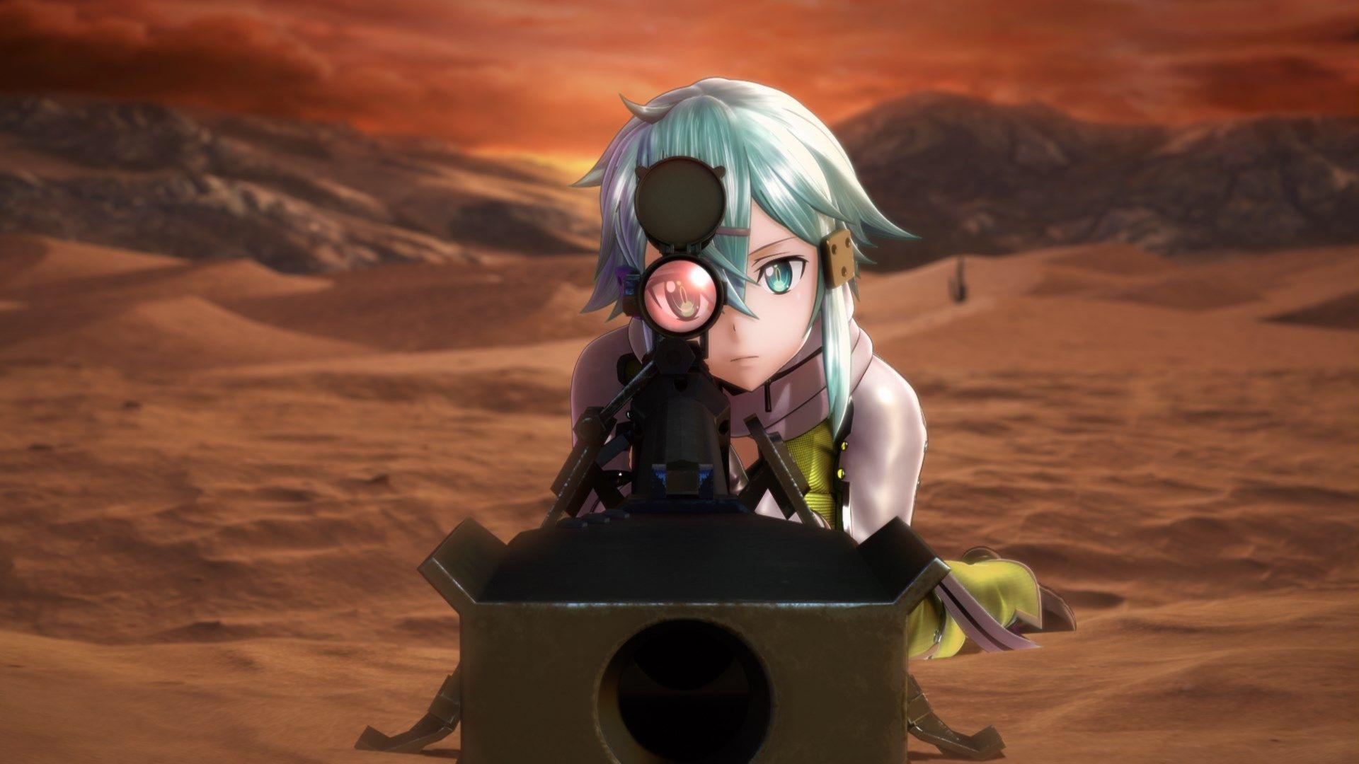 Sao Fatal Bullet Sinon