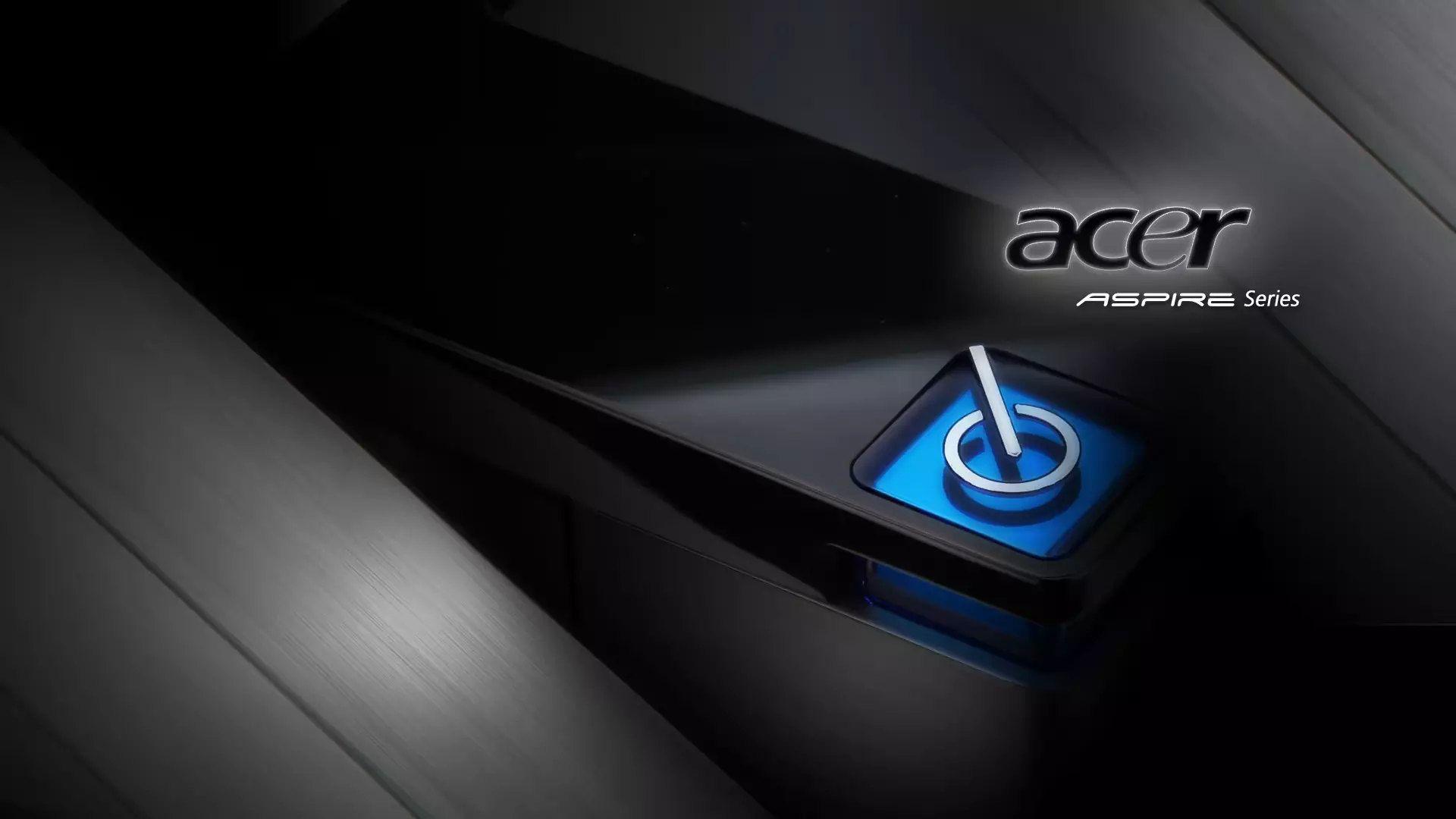 Screensaver Acer Aspire Desktop